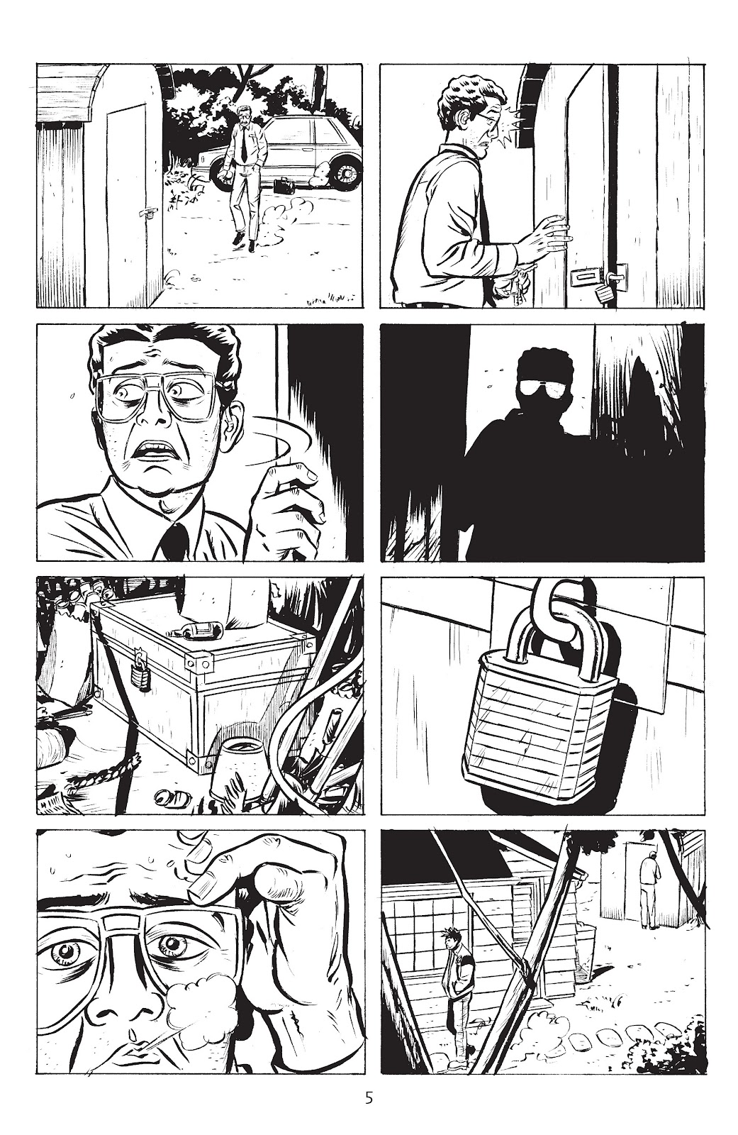 Stray Bullets Issue #40 #40 - English 7