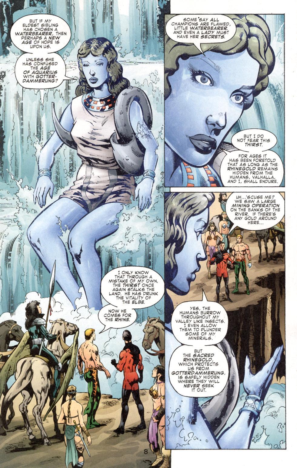 Aquaman (2003) Issue #7 #7 - English 10