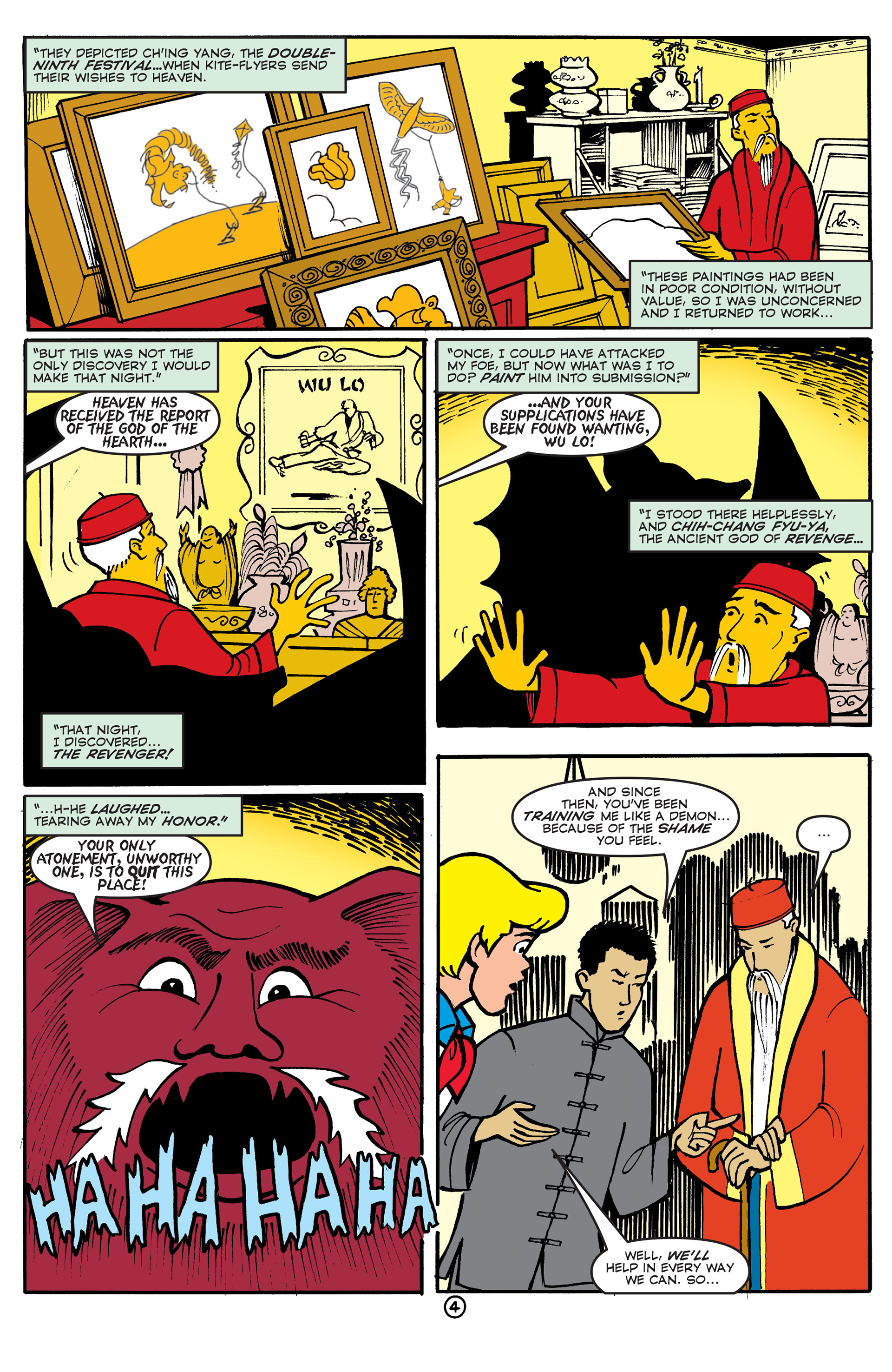 Read online Scooby-Doo (1997) comic -  Issue #51 - 5