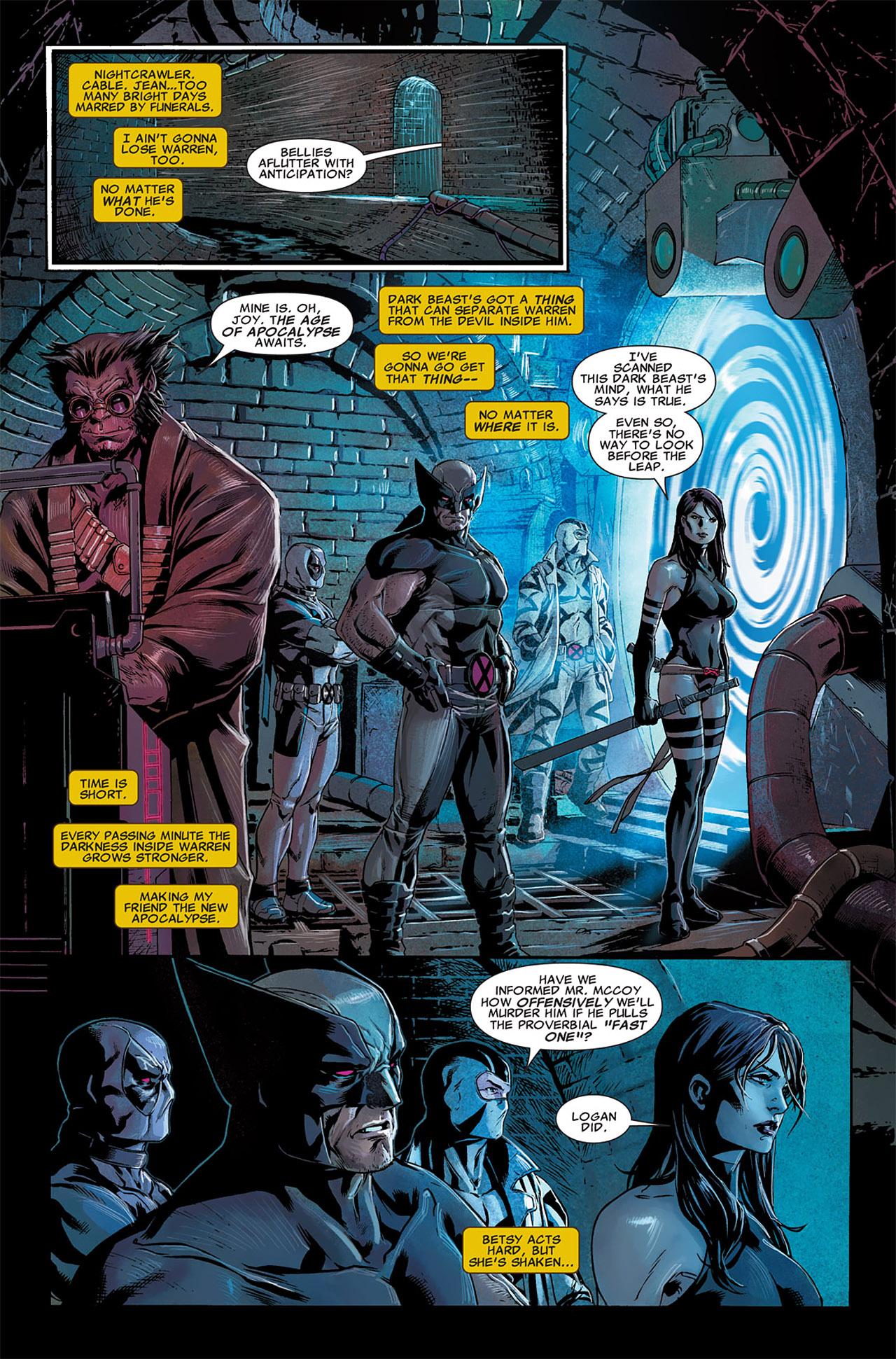 Uncanny X-Force (2010) #11 #26 - English 3