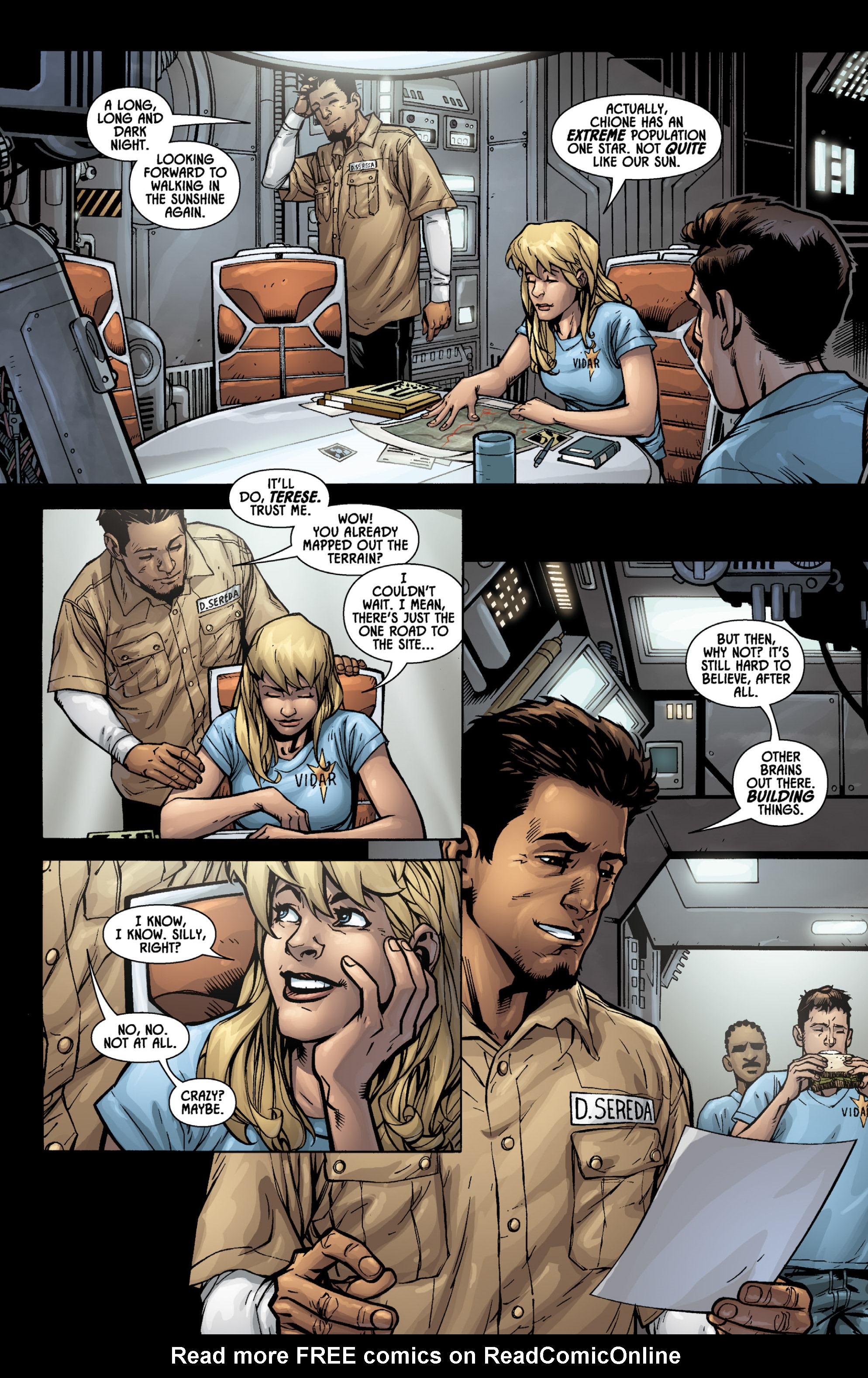 Aliens (2009) TPB Page 20