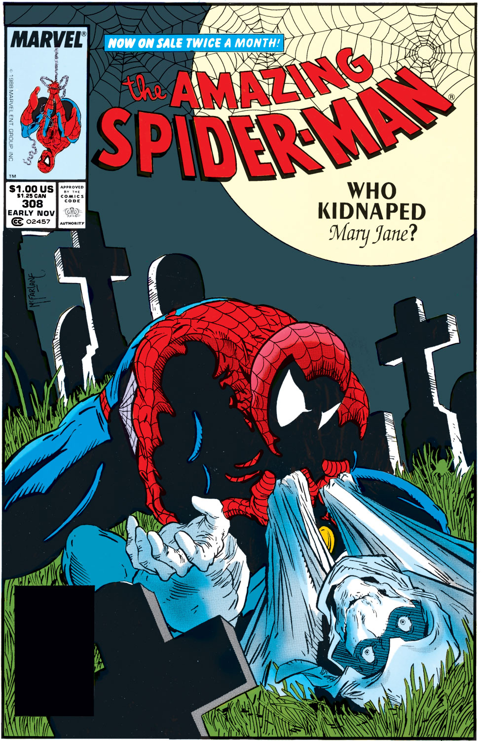 The Amazing Spider-Man (1963) 308 Page 1