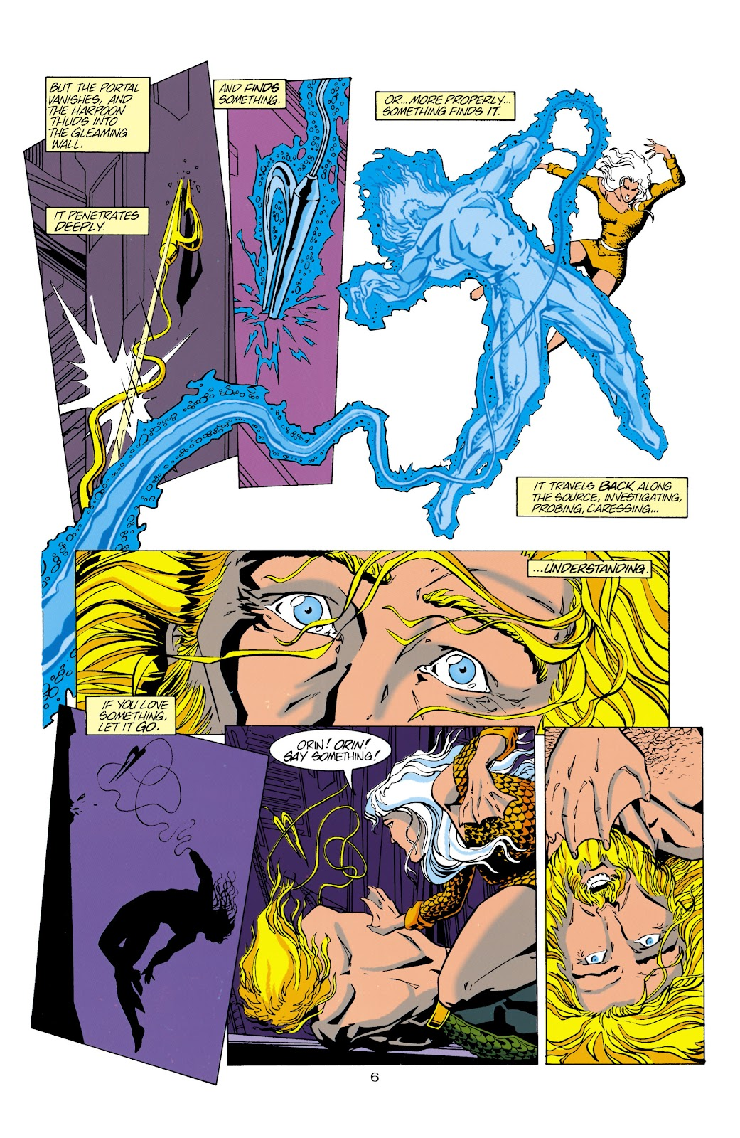 Aquaman (1994) Issue #15 #21 - English 7