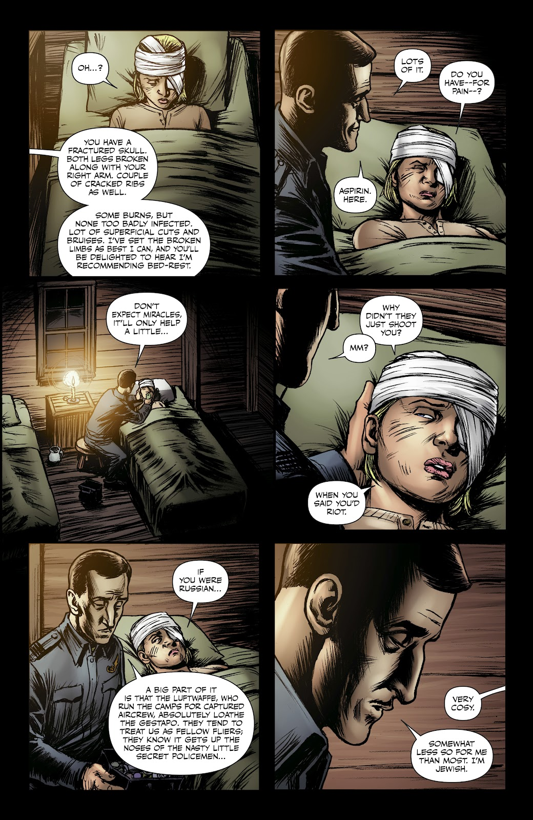 Battlefields TPB 2 #2 - English 13