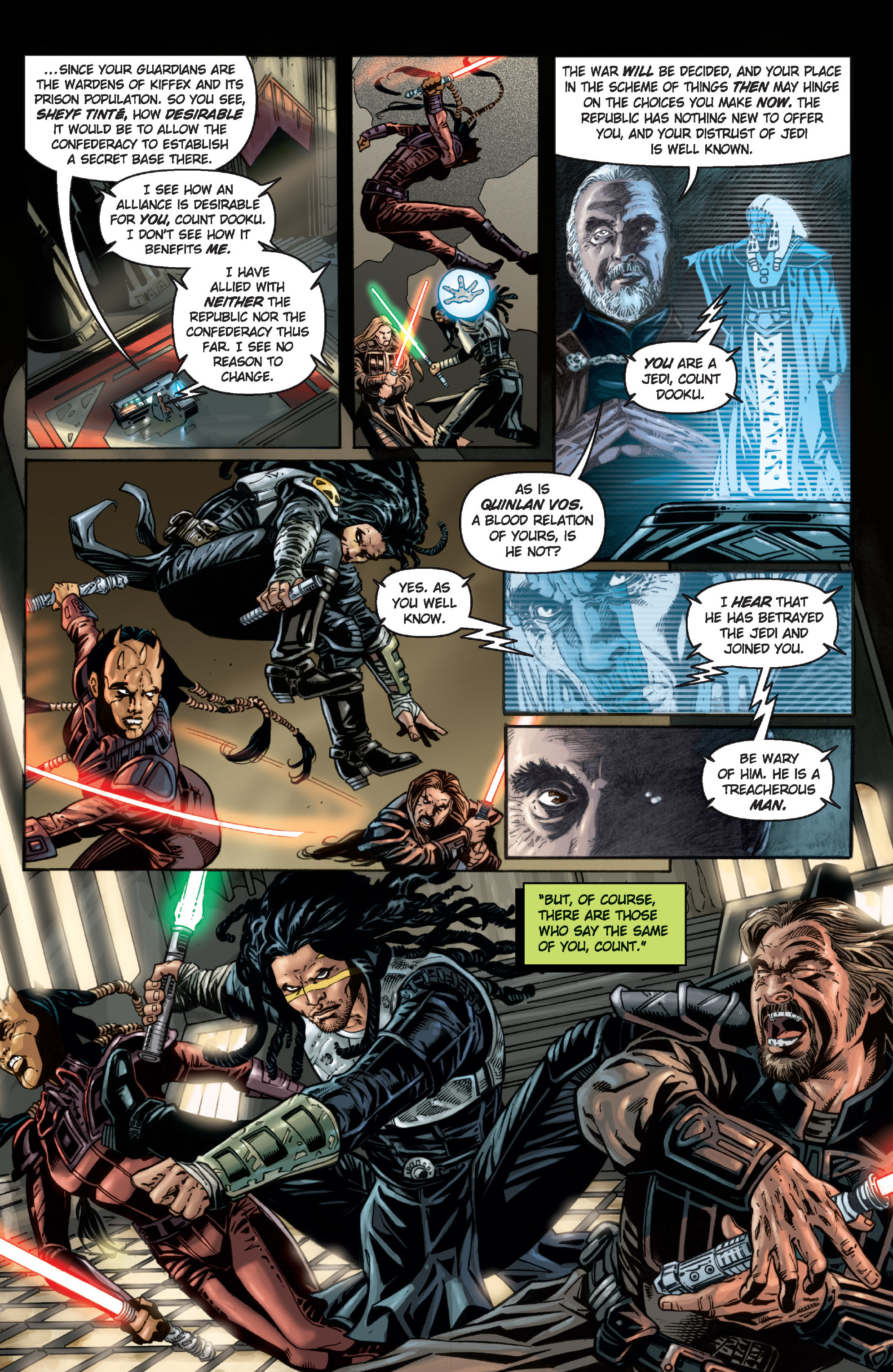 Star Wars Legends Epic Collection: The Clone Wars chap 2 pic 104