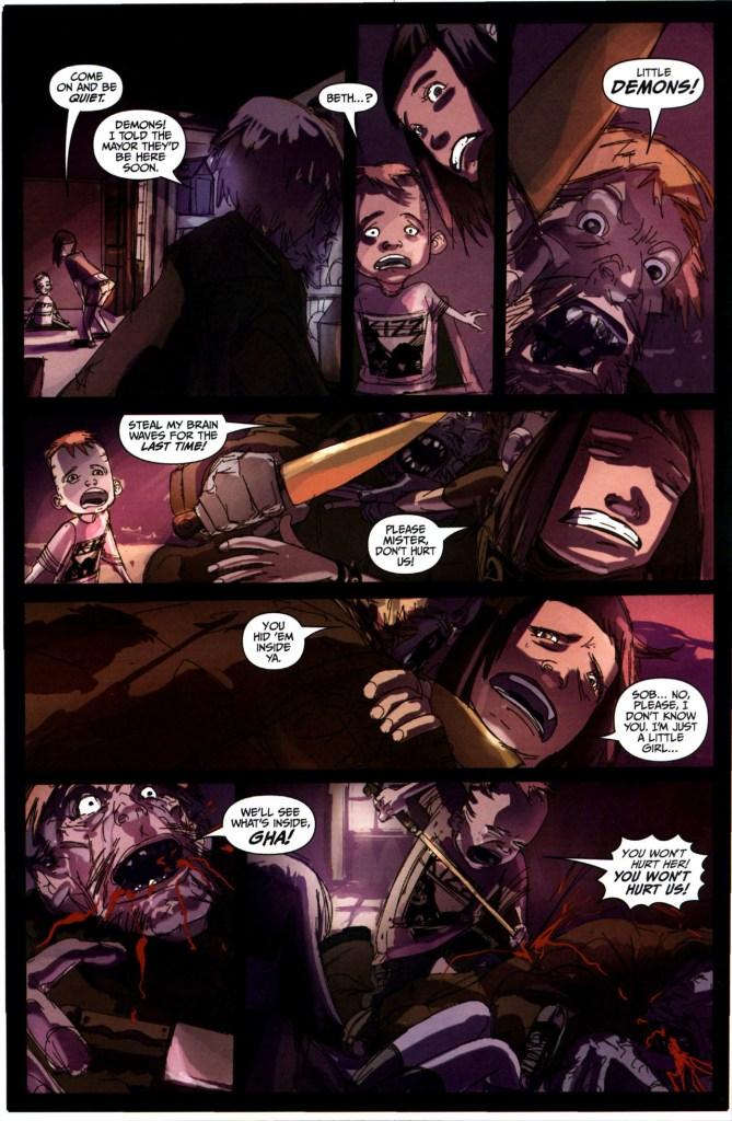 Strange Girl Issue #1 #2 - English 15