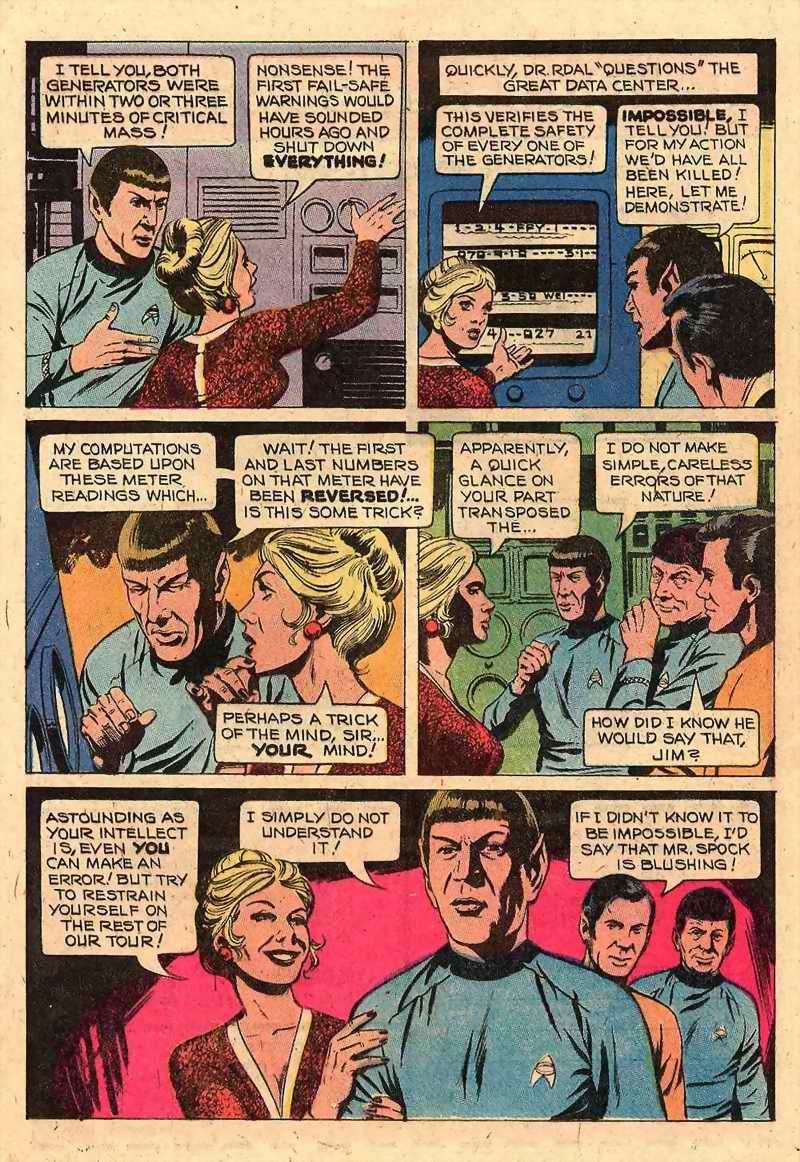 Star Trek (1967) #59 #59 - English 13