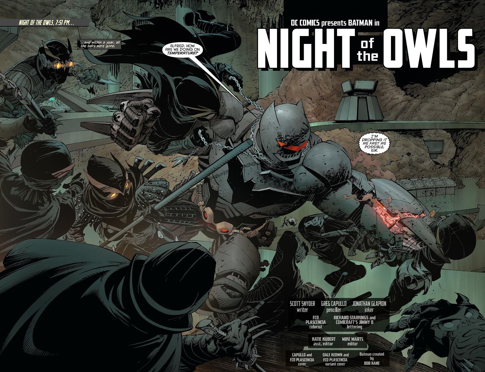 Batman (2011) Issue #9 #24 - English 6