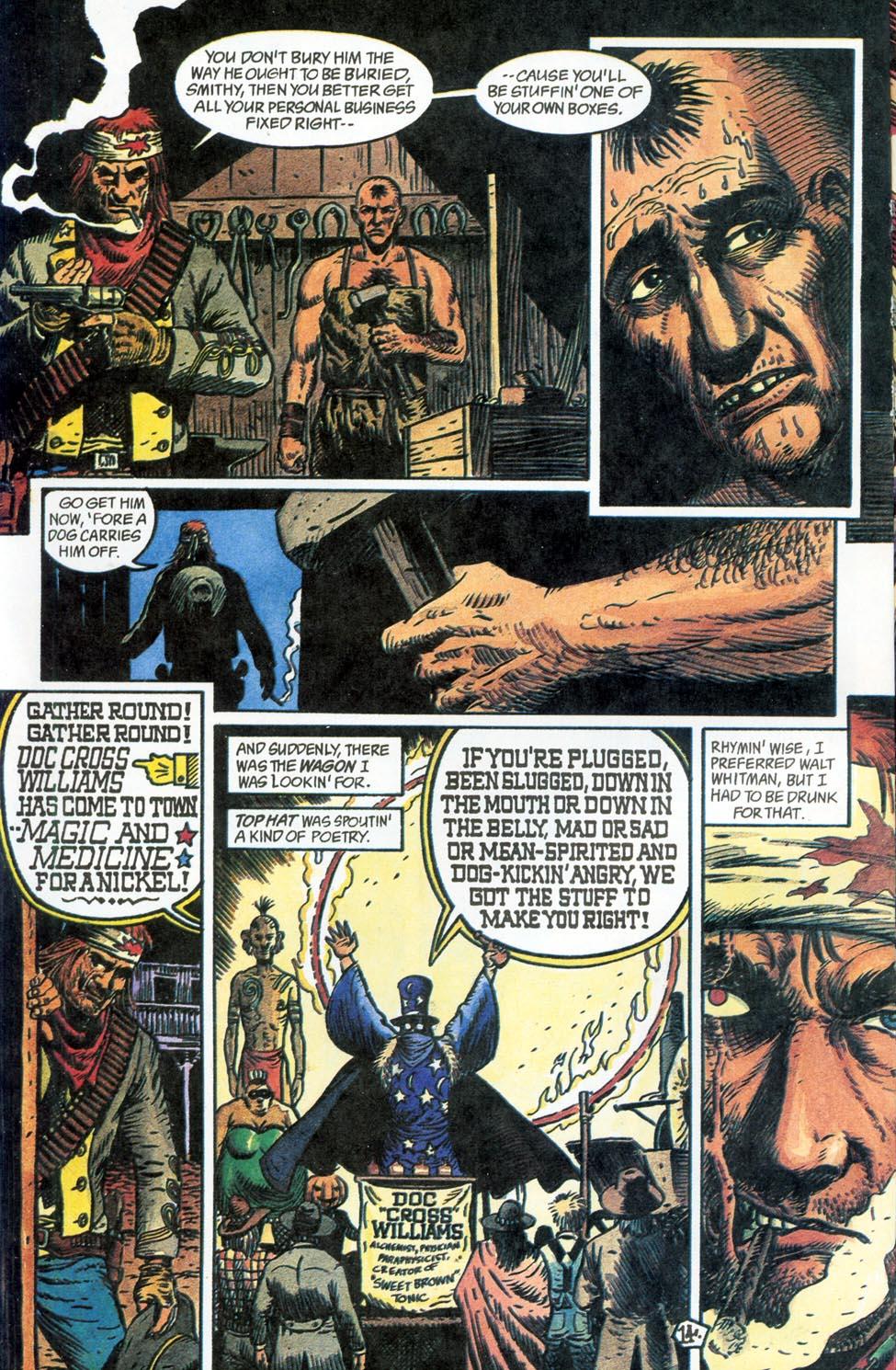 Jonah Hex: Two-Gun Mojo Issue #3 #3 - English 16