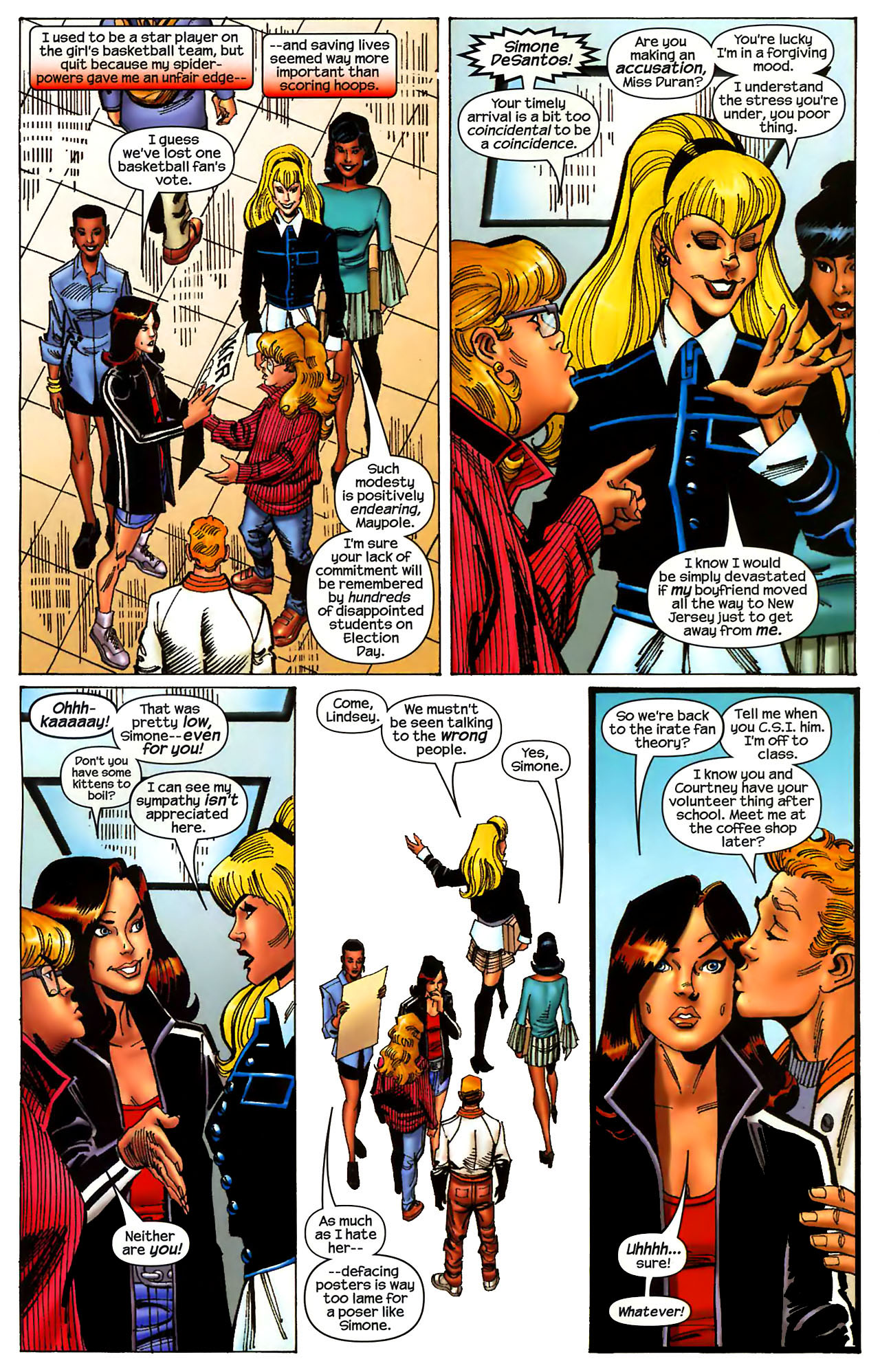 Amazing Spider-Girl #1 #30 - English 8