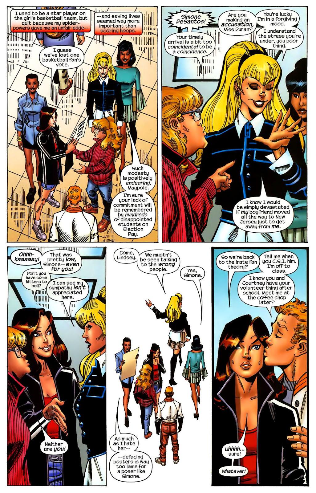 Amazing Spider-Girl Issue #1 #2 - English 8