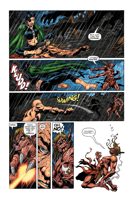 Excalibur (2004) Issue #7 #7 - English 17