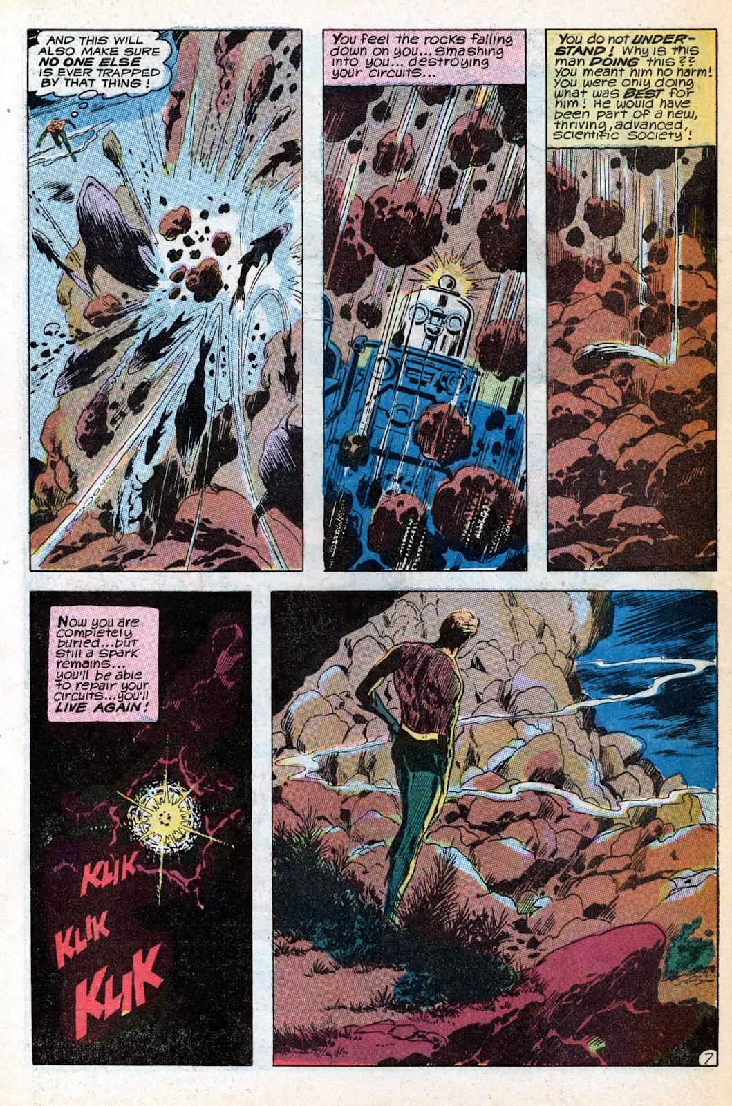 Aquaman (1962) Issue #55 #55 - English 30