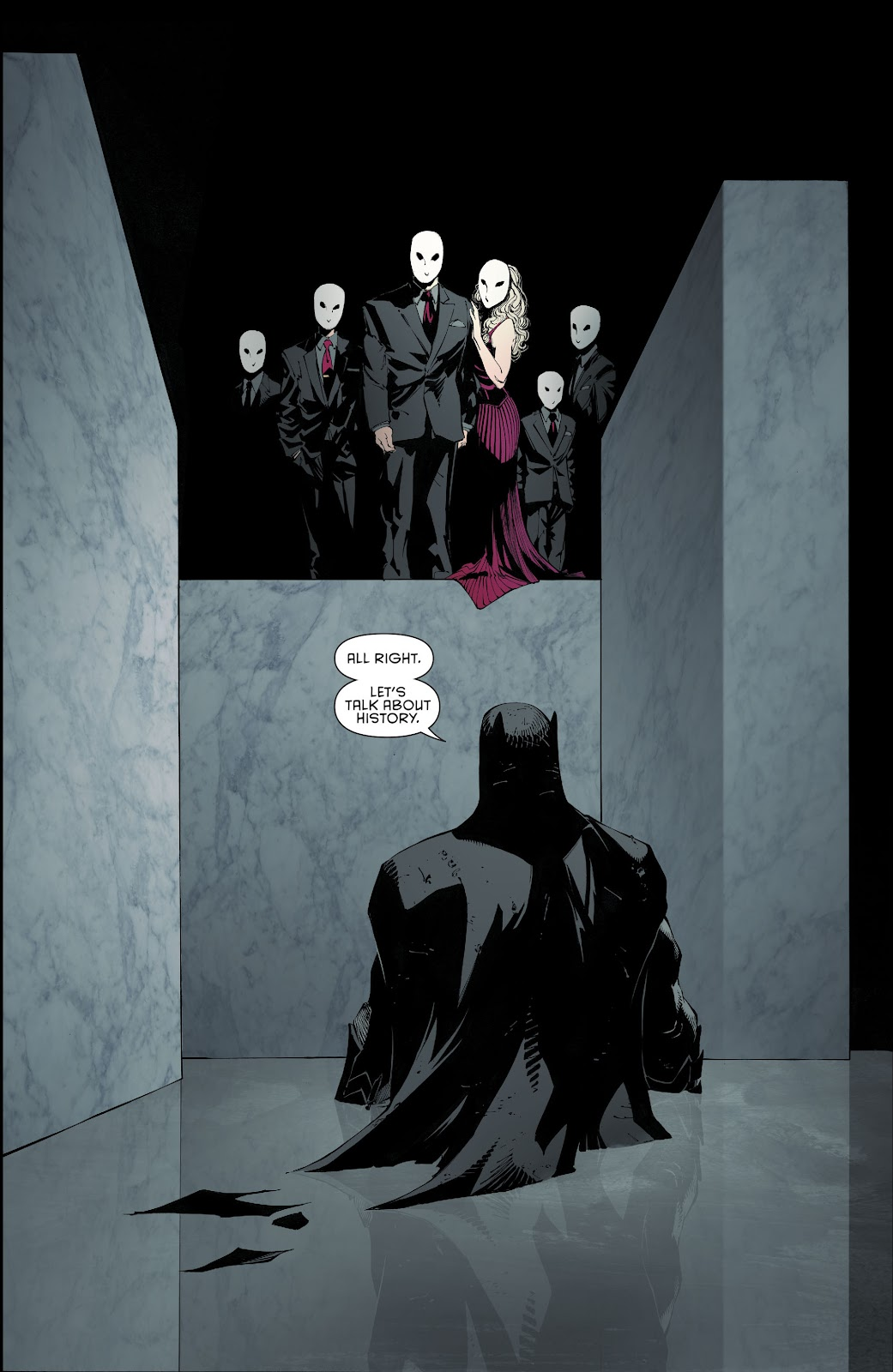 Batman (2011) _TPB 7 #7 - English 100