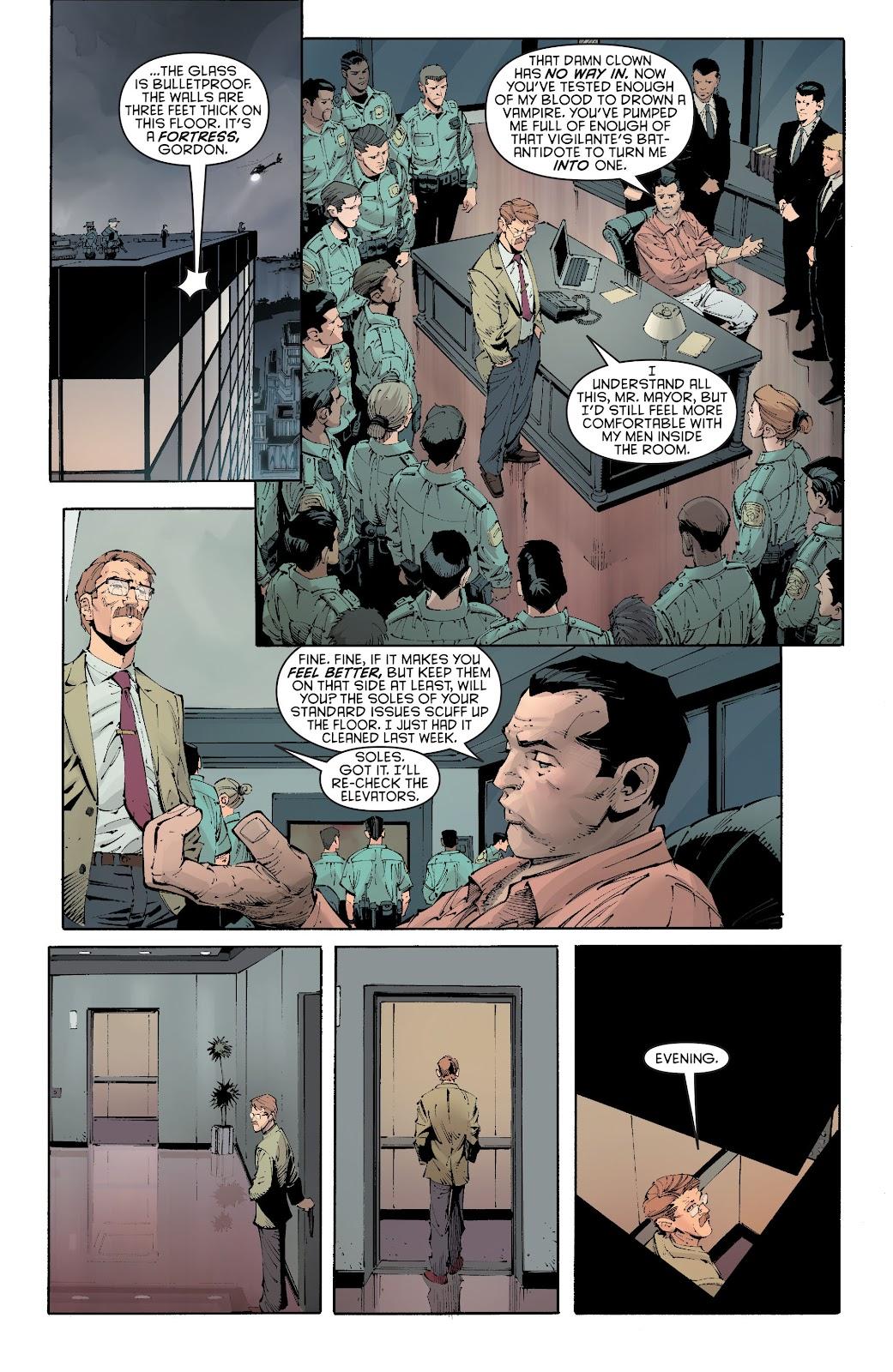 Batman (2011) Issue #13 #28 - English 15