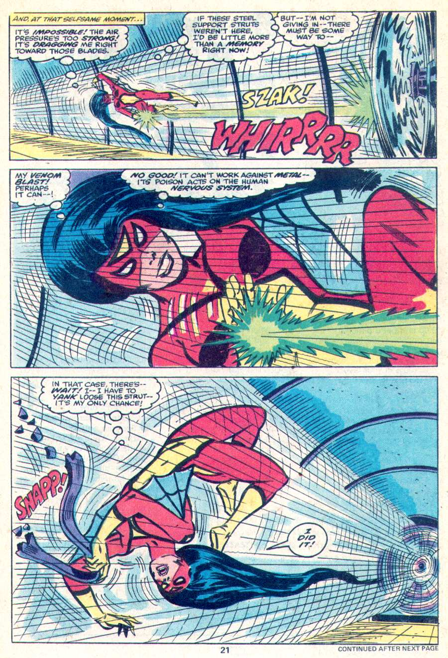 Spider-Woman (1978) Issue #4 #4 - English 14