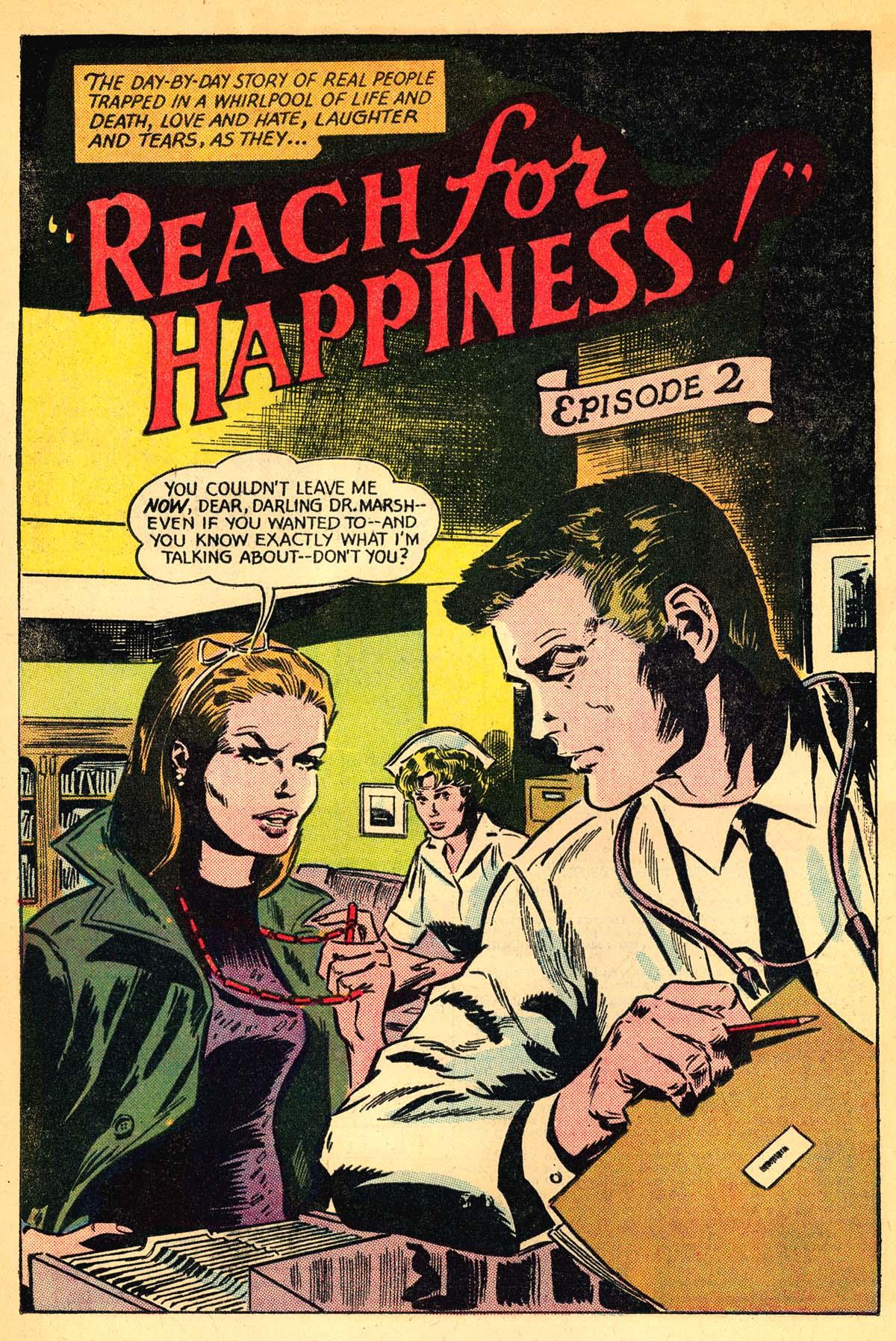 Read online Secret Hearts comic -  Issue #111 - 20