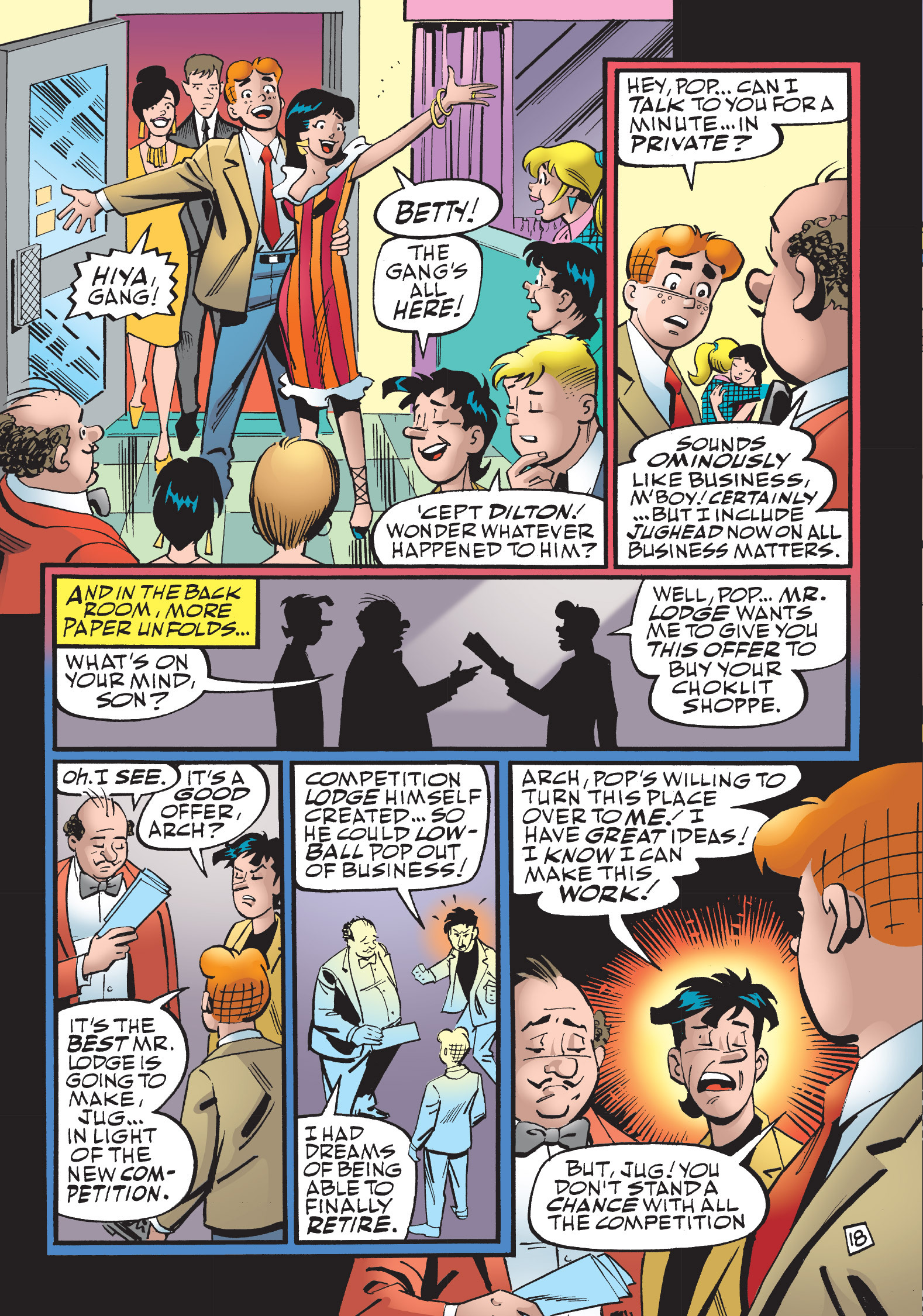 Read online The Best of Archie Comics comic -  Issue # TPB 1 (Part 2) - 161