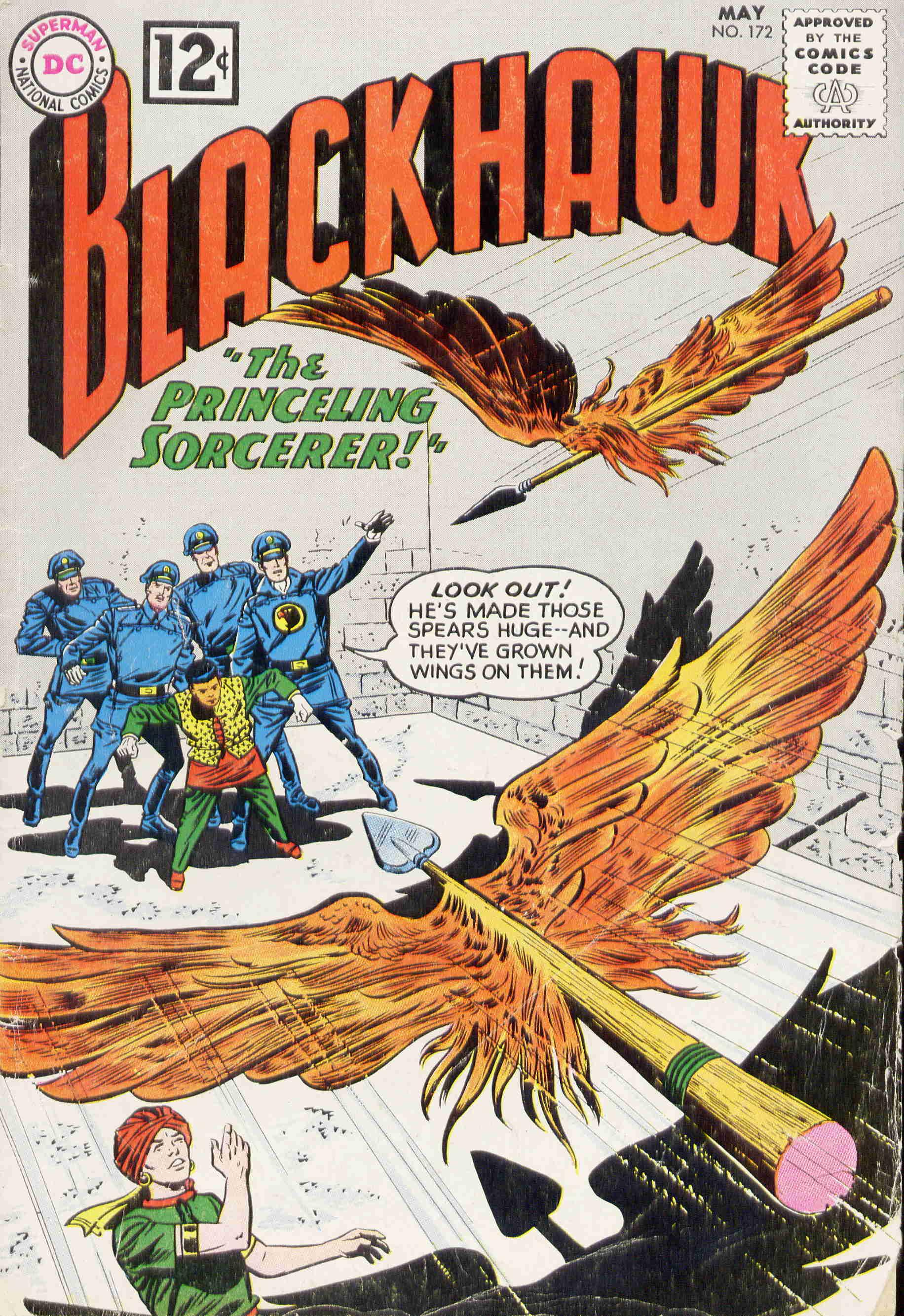 Blackhawk (1957) 172 Page 1