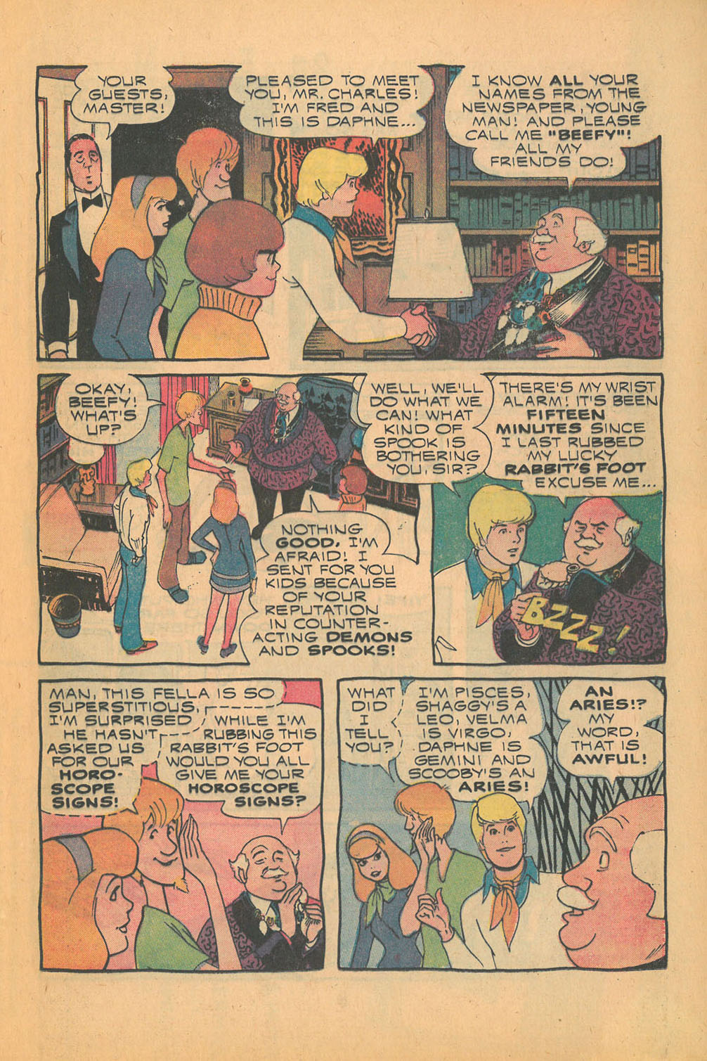 Read online Scooby-Doo... Mystery Comics comic -  Issue #21 - 21