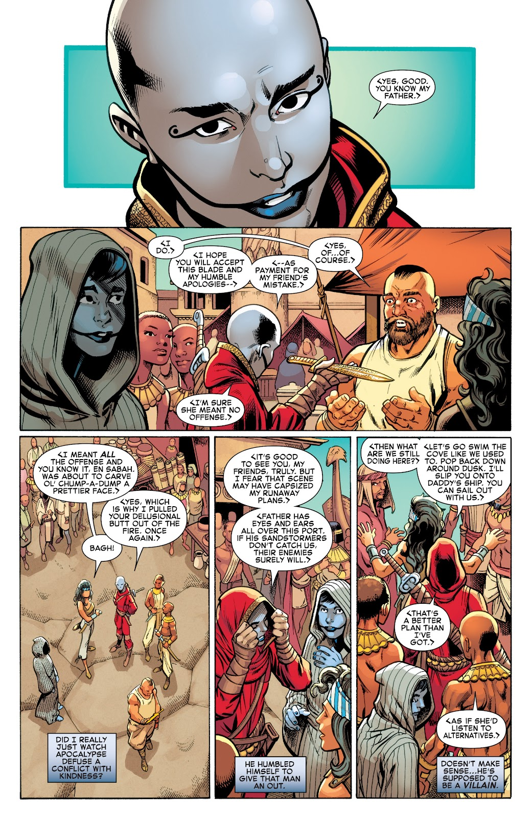 All-New X-Men (2016) Issue #10 #12 - English 9