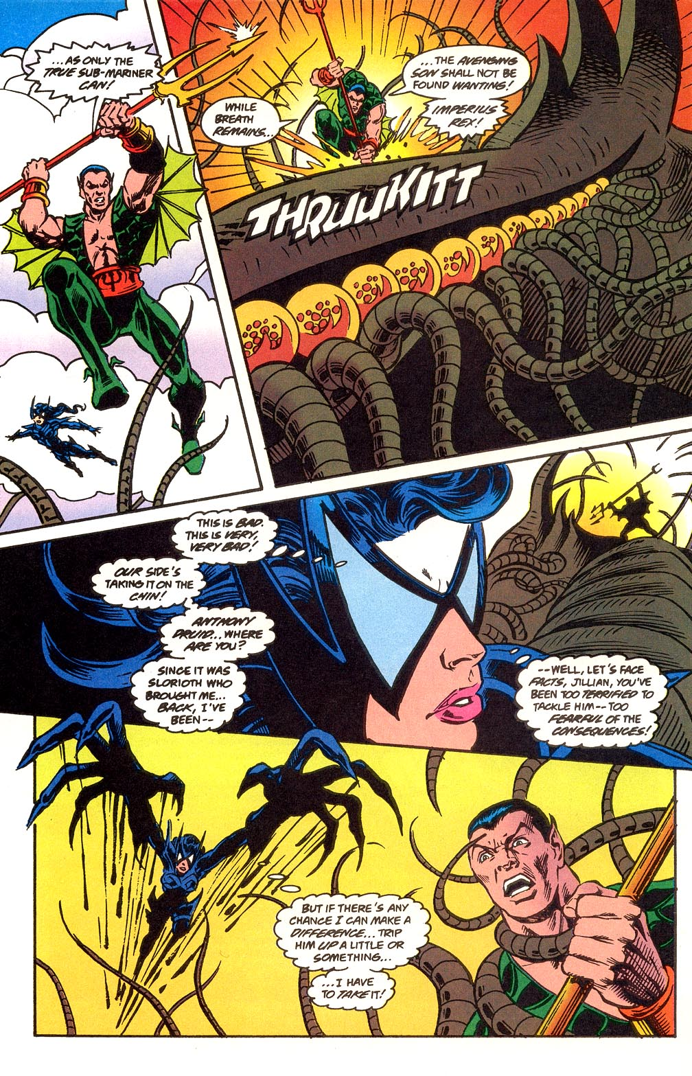 Read online Secret Defenders comic -  Issue #25 - 14