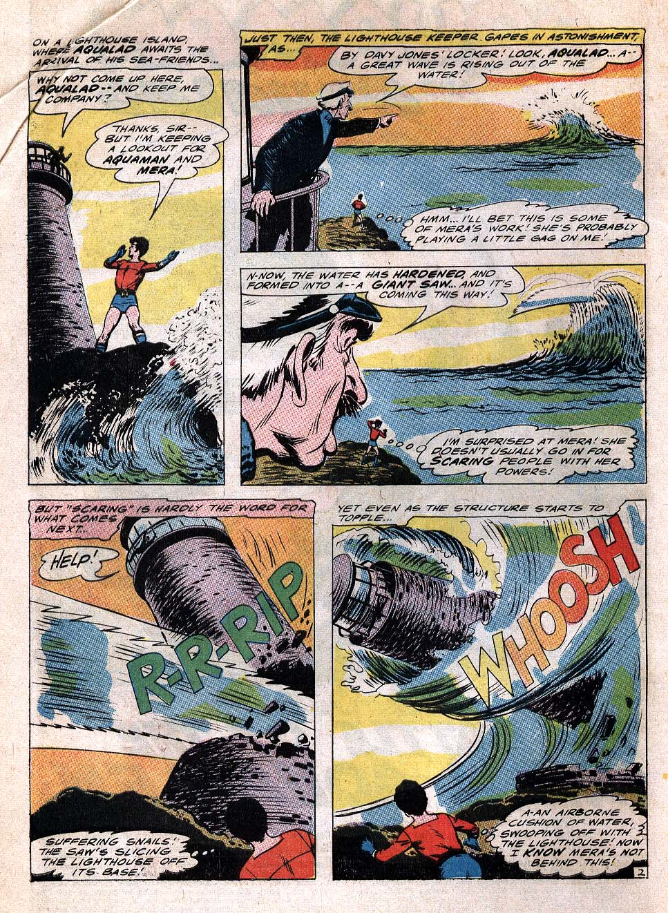 Aquaman (1962) Issue #27 #27 - English 4