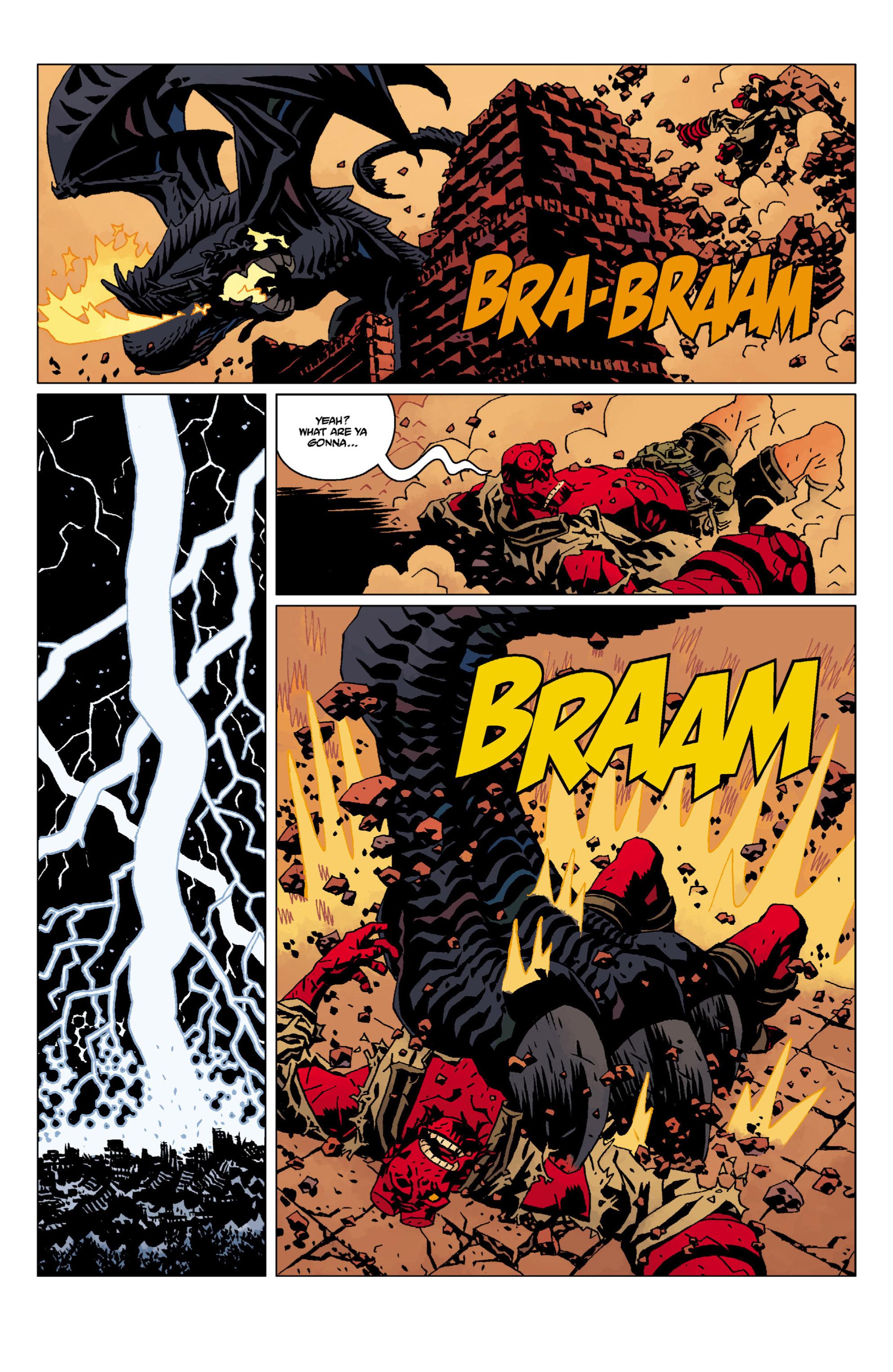 Hellboy chap 12 pic 144