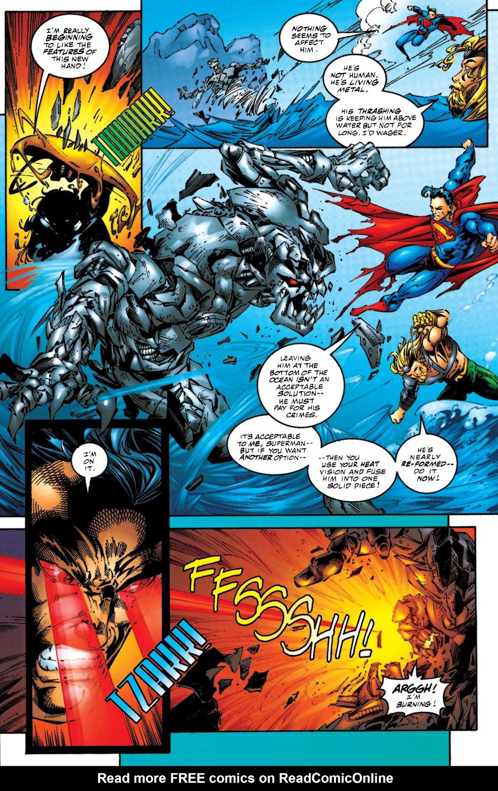 Aquaman (1994) Issue #53 #59 - English 22