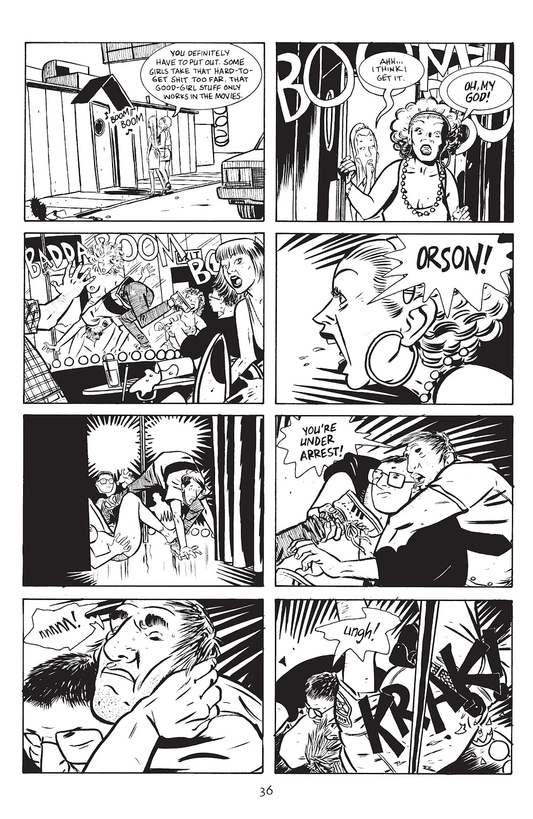 Stray Bullets Issue #14 #14 - English 38