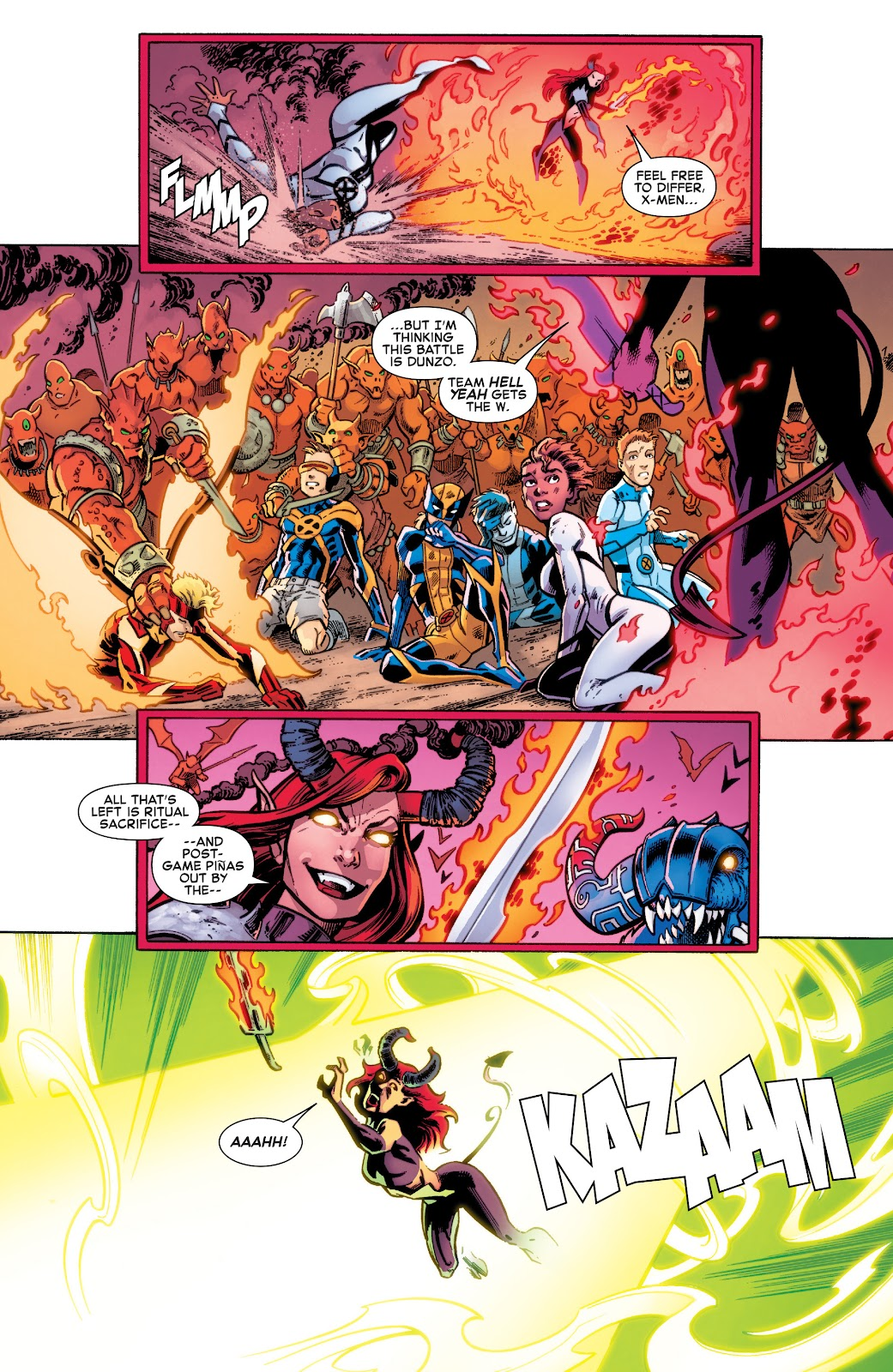 All-New X-Men (2016) Issue #16 #18 - English 18