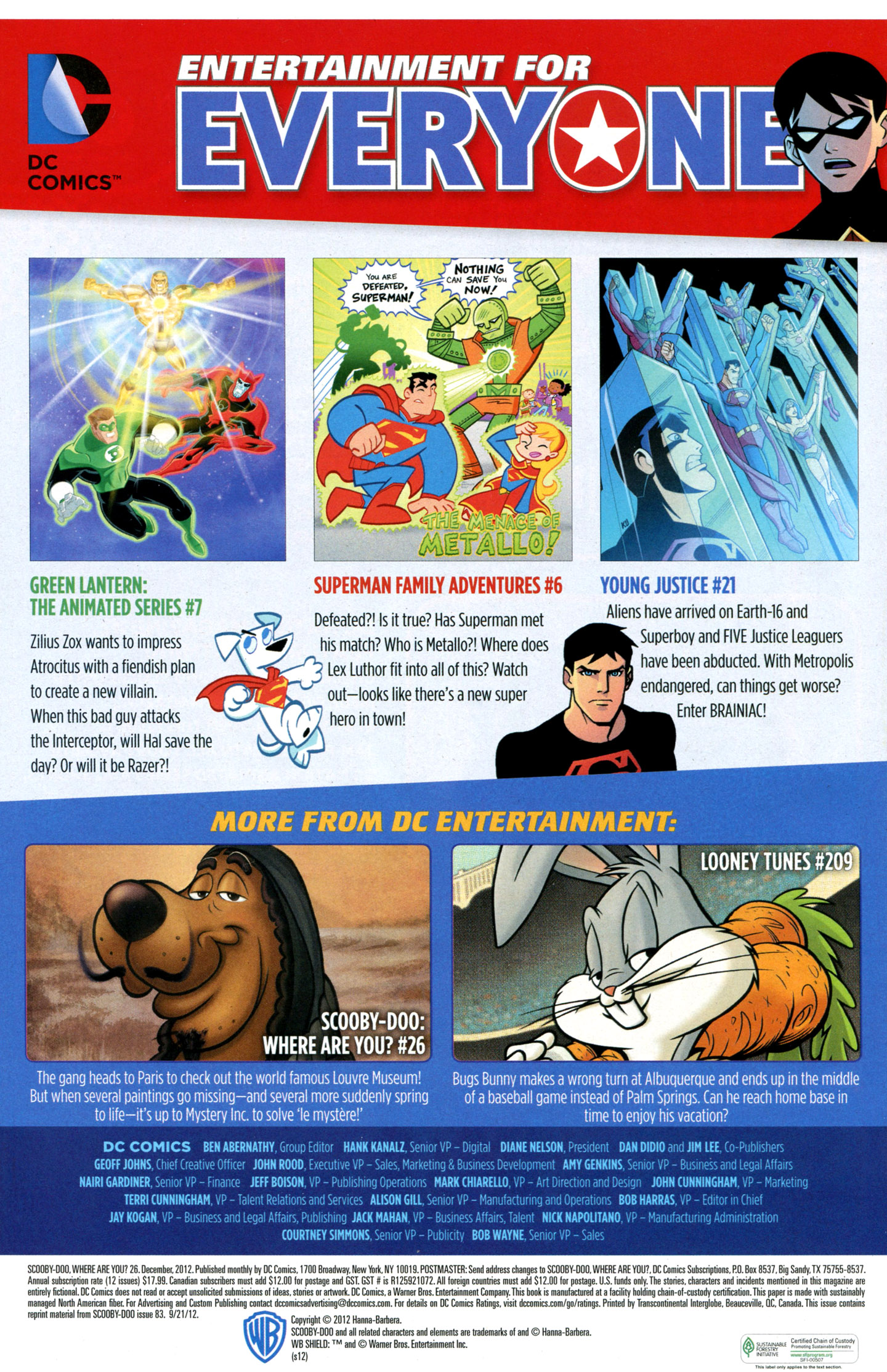 Read online Scooby-Doo: Where Are You? comic -  Issue #26 - 31