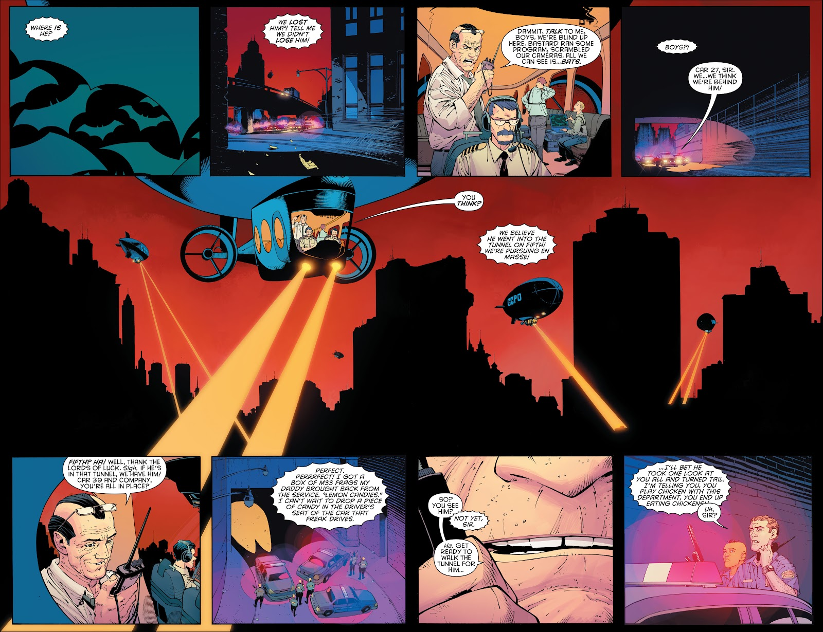 Batman (2011) Issue #25 #44 - English 5