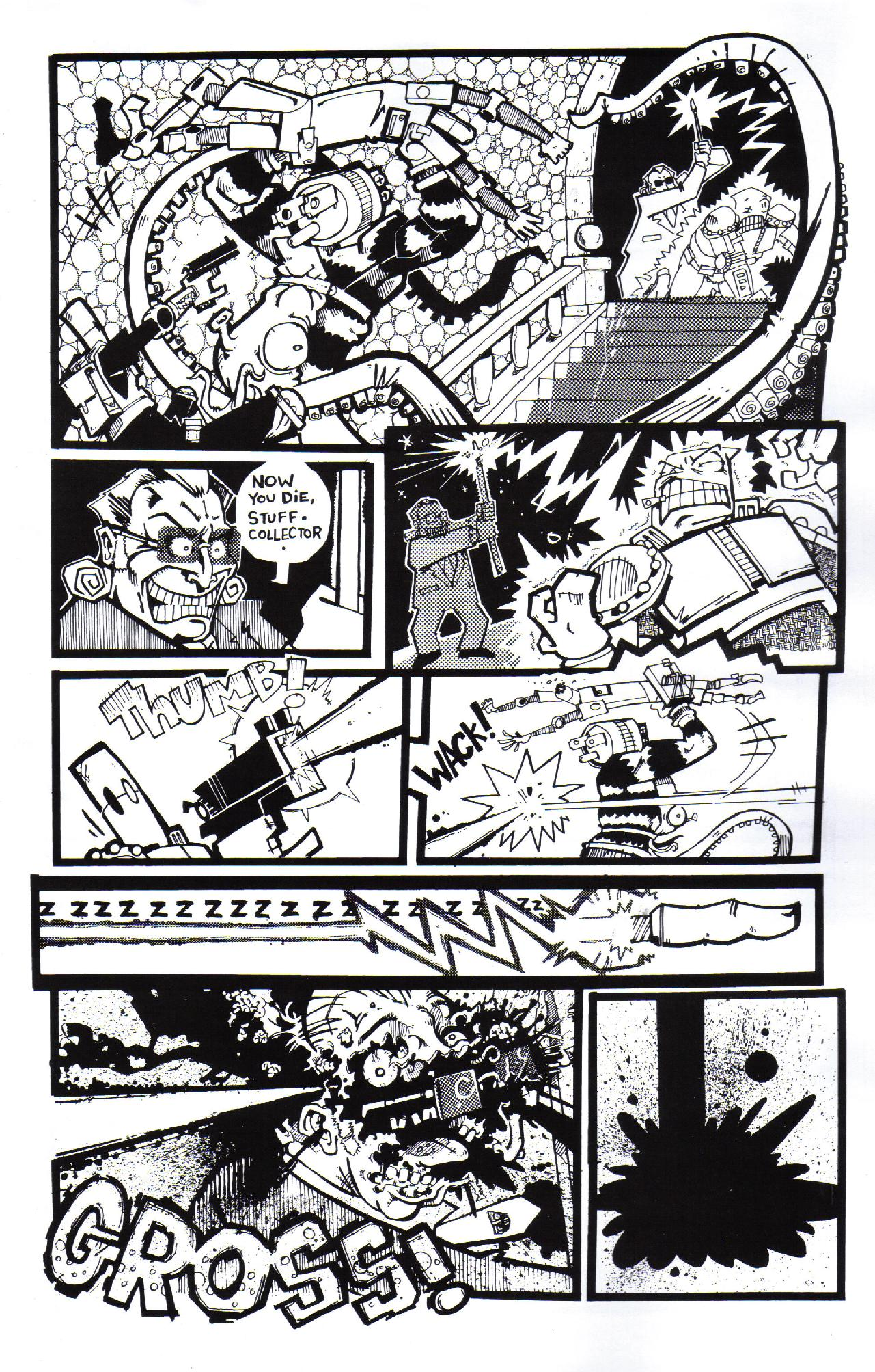 Read online Scud: The Disposable Assassin (2008) comic -  Issue #2 - 27