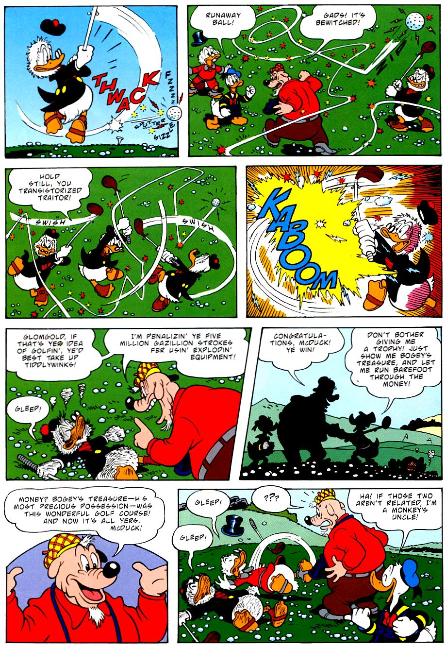 Uncle Scrooge (1953) Issue #319 #319 - English 66