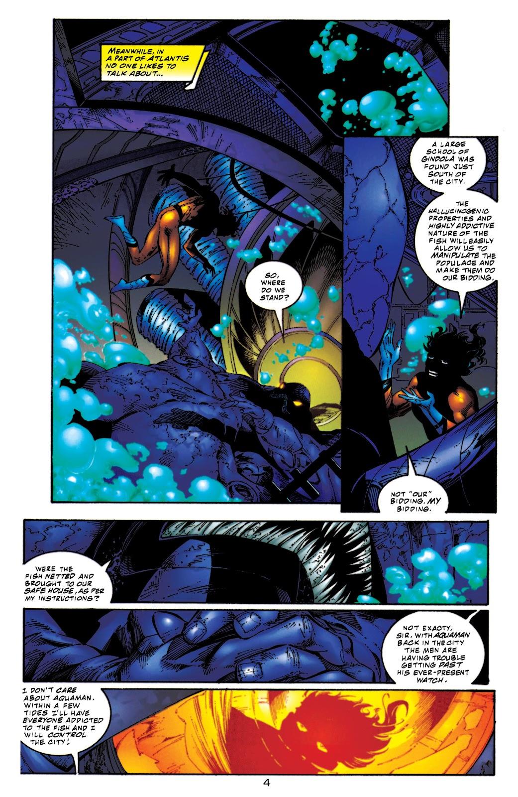 Aquaman (1994) Issue #54 #60 - English 5