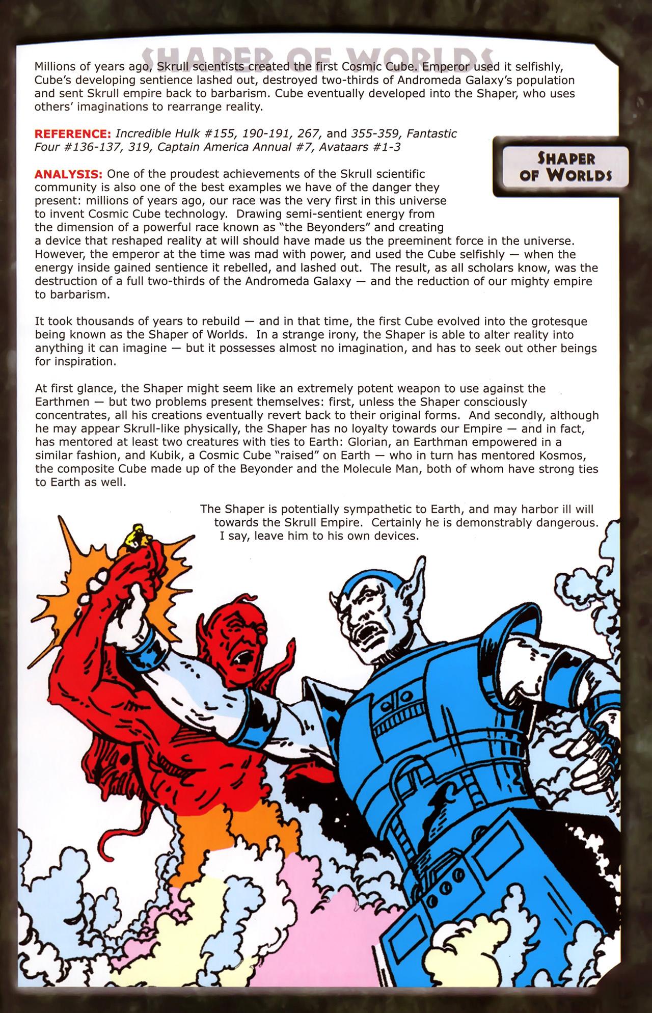 Read online Skrulls! comic -  Issue # Full - 43