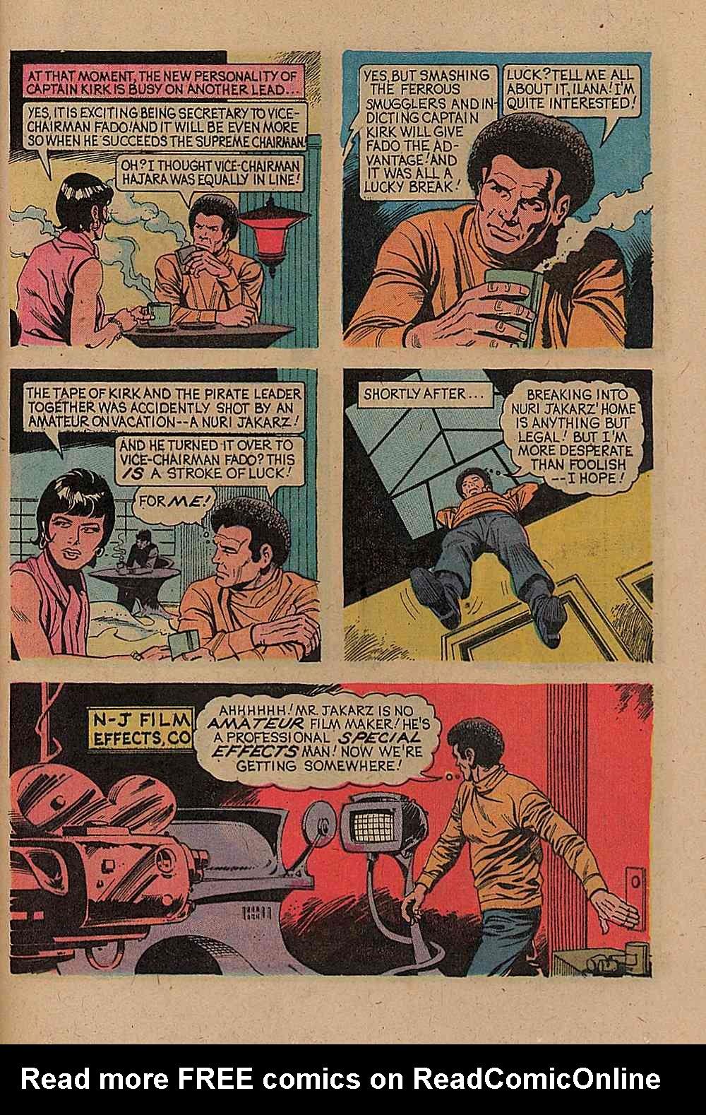 Star Trek (1967) Issue #24 #24 - English 19
