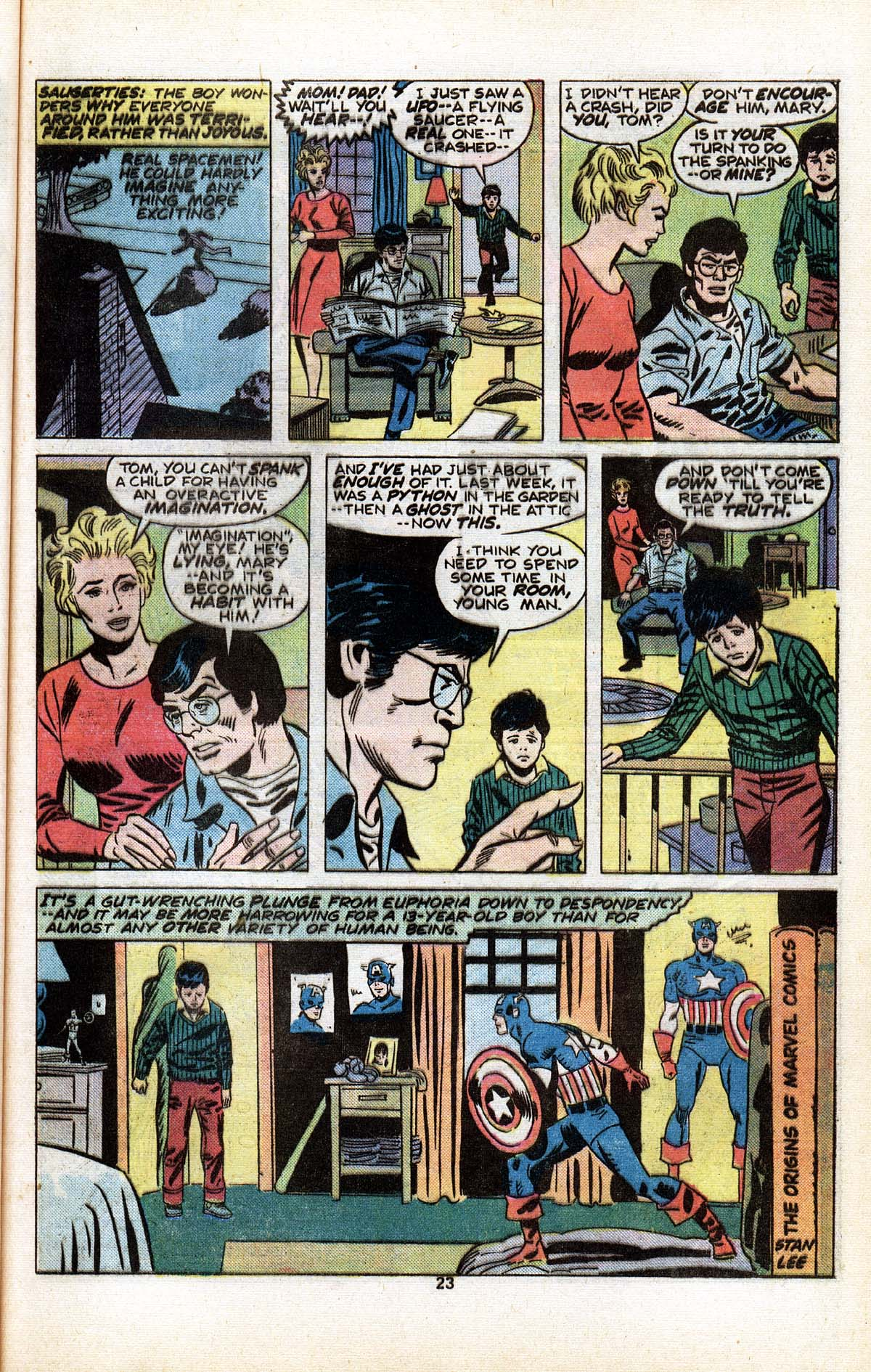 Read online Giant-Size Defenders comic -  Issue #5 - 25