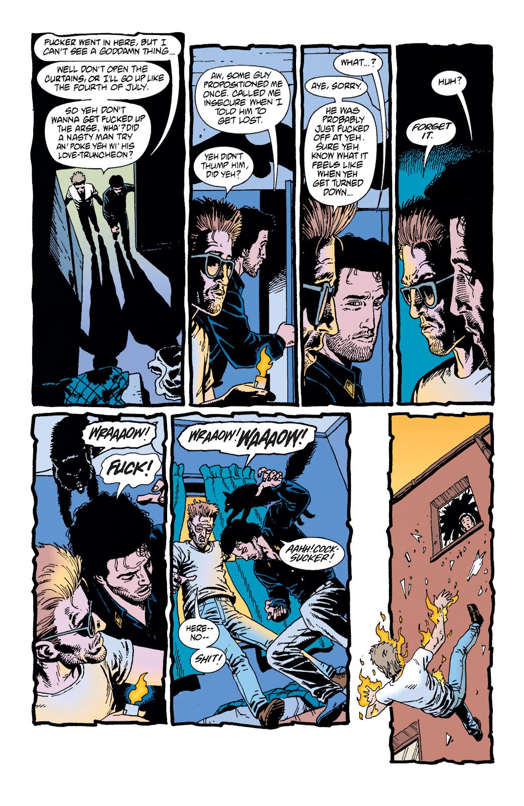 Preacher Issue #14 #23 - English 11