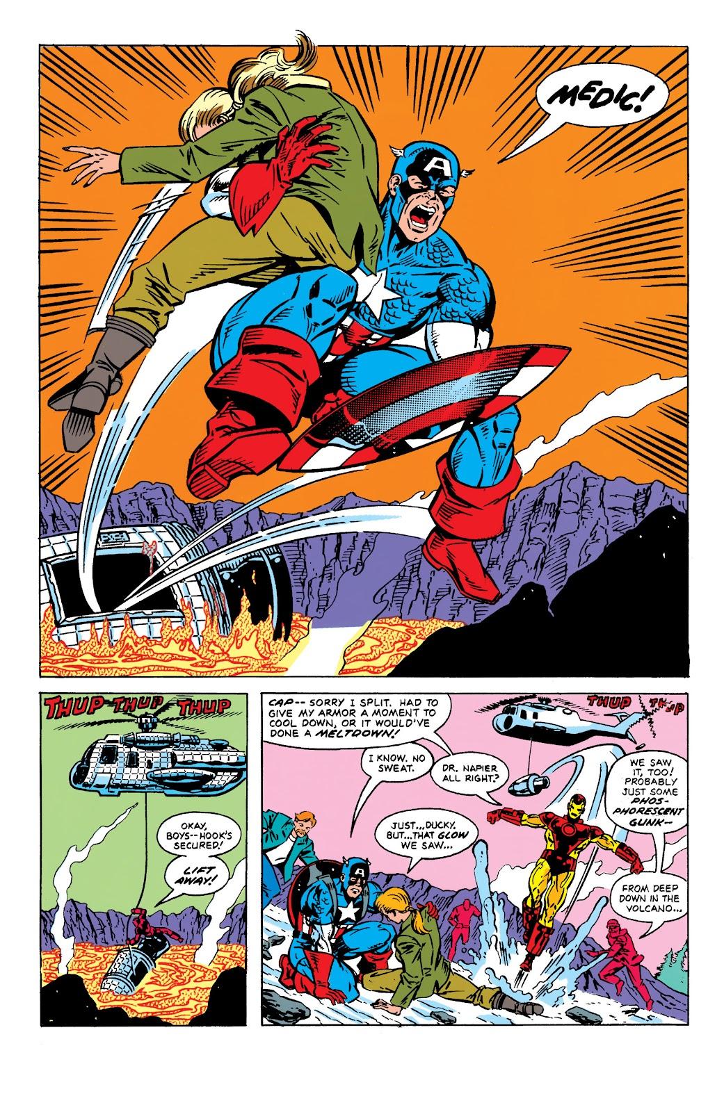 Captain America (1968) _Annual 9 #9 - English 9