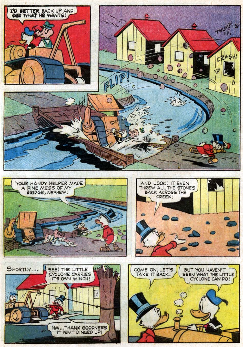 Uncle Scrooge (1953) Issue #51 #51 - English 28
