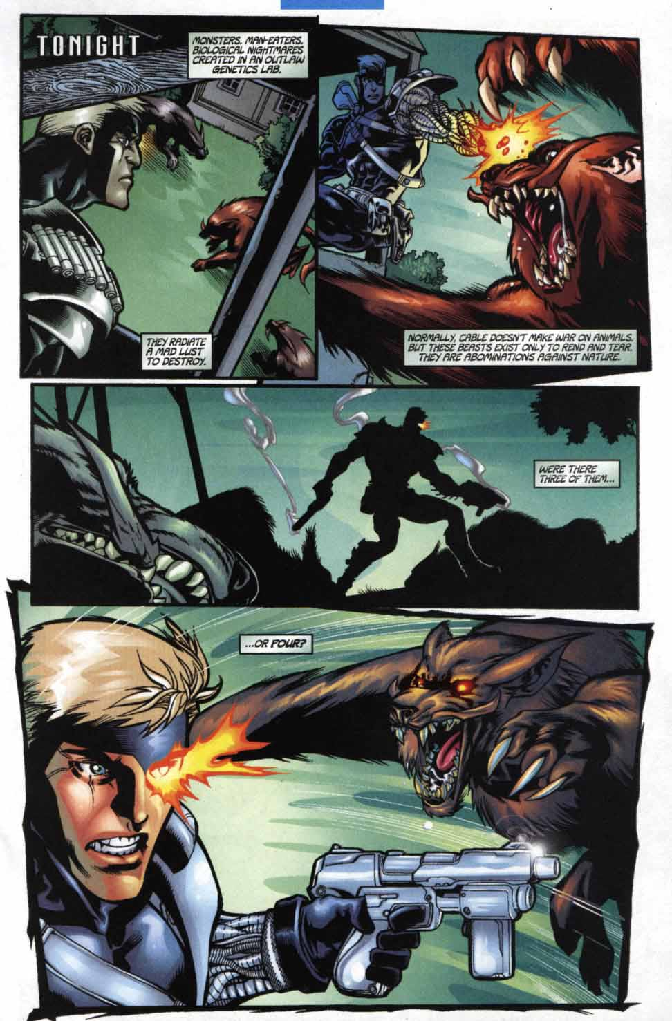 Cable (1993) 91 Page 11