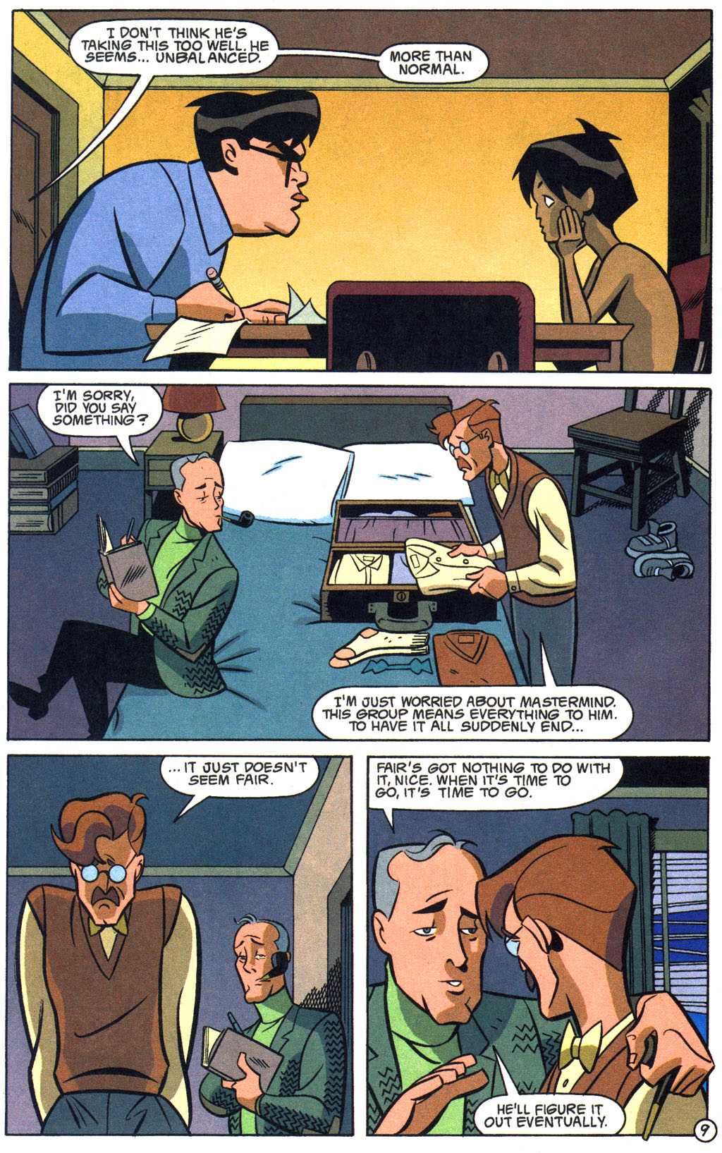 Batman: Gotham Adventures 13 Page 10