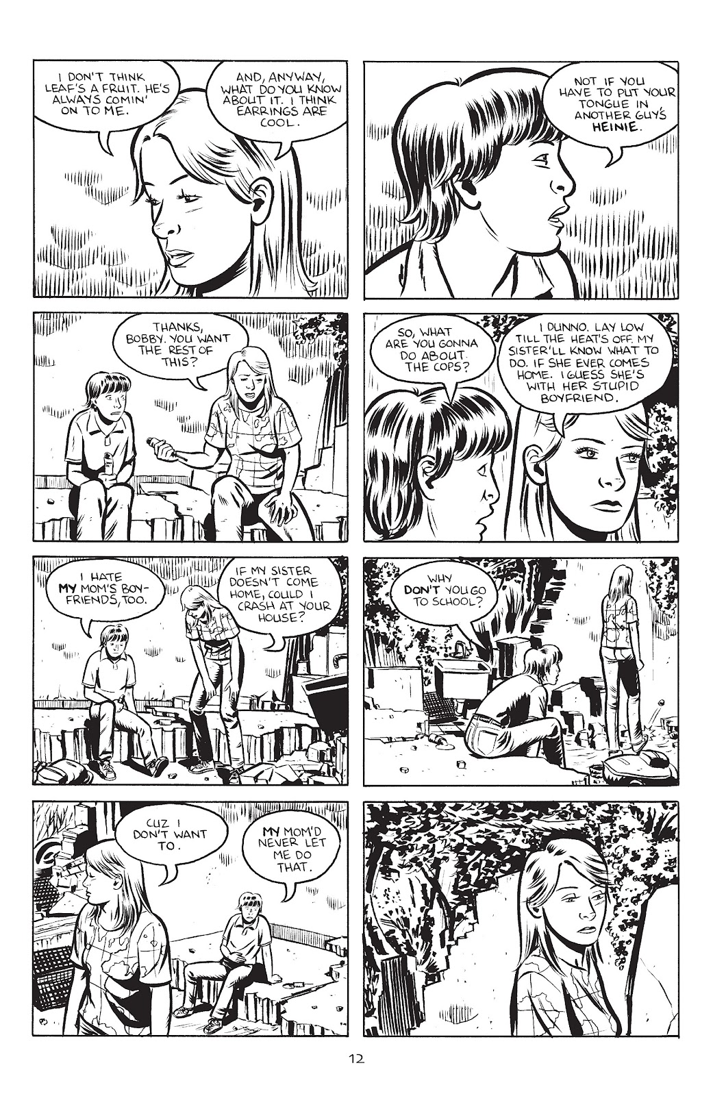 Stray Bullets Issue #25 #25 - English 14