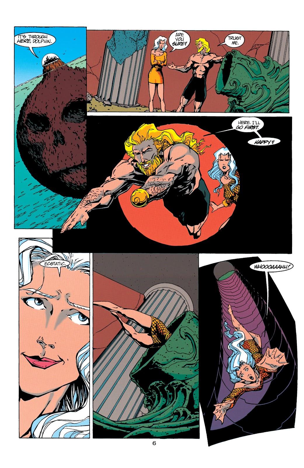 Aquaman (1994) Issue #17 #23 - English 7