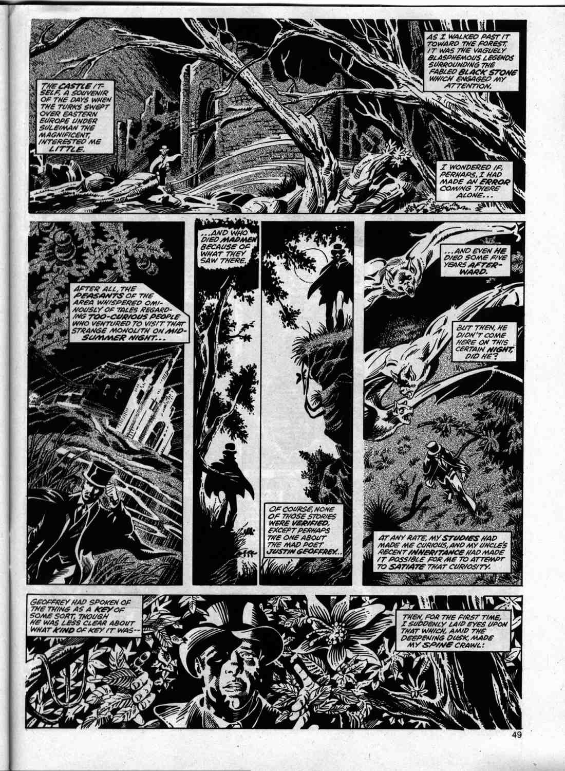 The Savage Sword Of Conan Issue #74 #75 - English 47