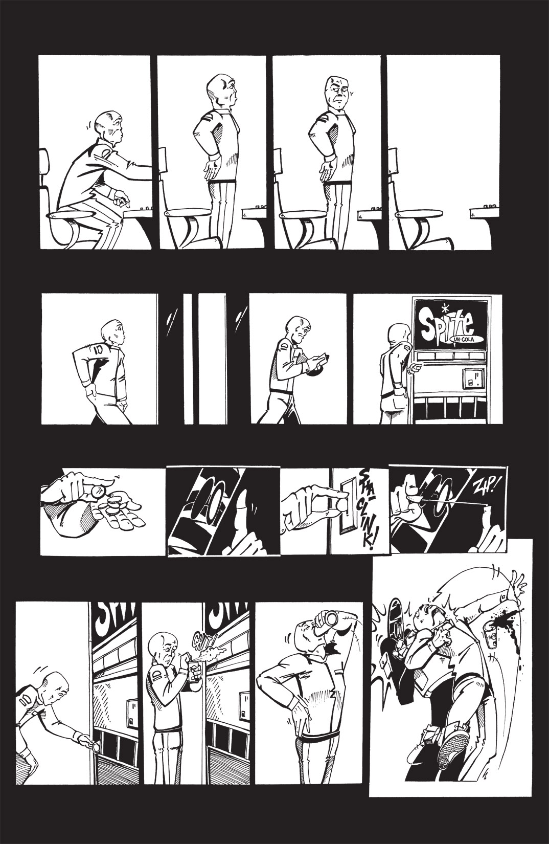 Read online Scud: The Disposable Assassin: The Whole Shebang comic -  Issue # TPB (Part 1) - 49