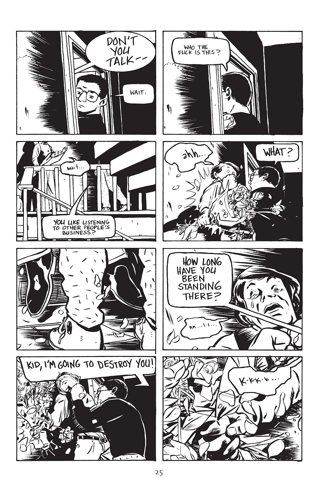 Stray Bullets Issue #5 #5 - English 27
