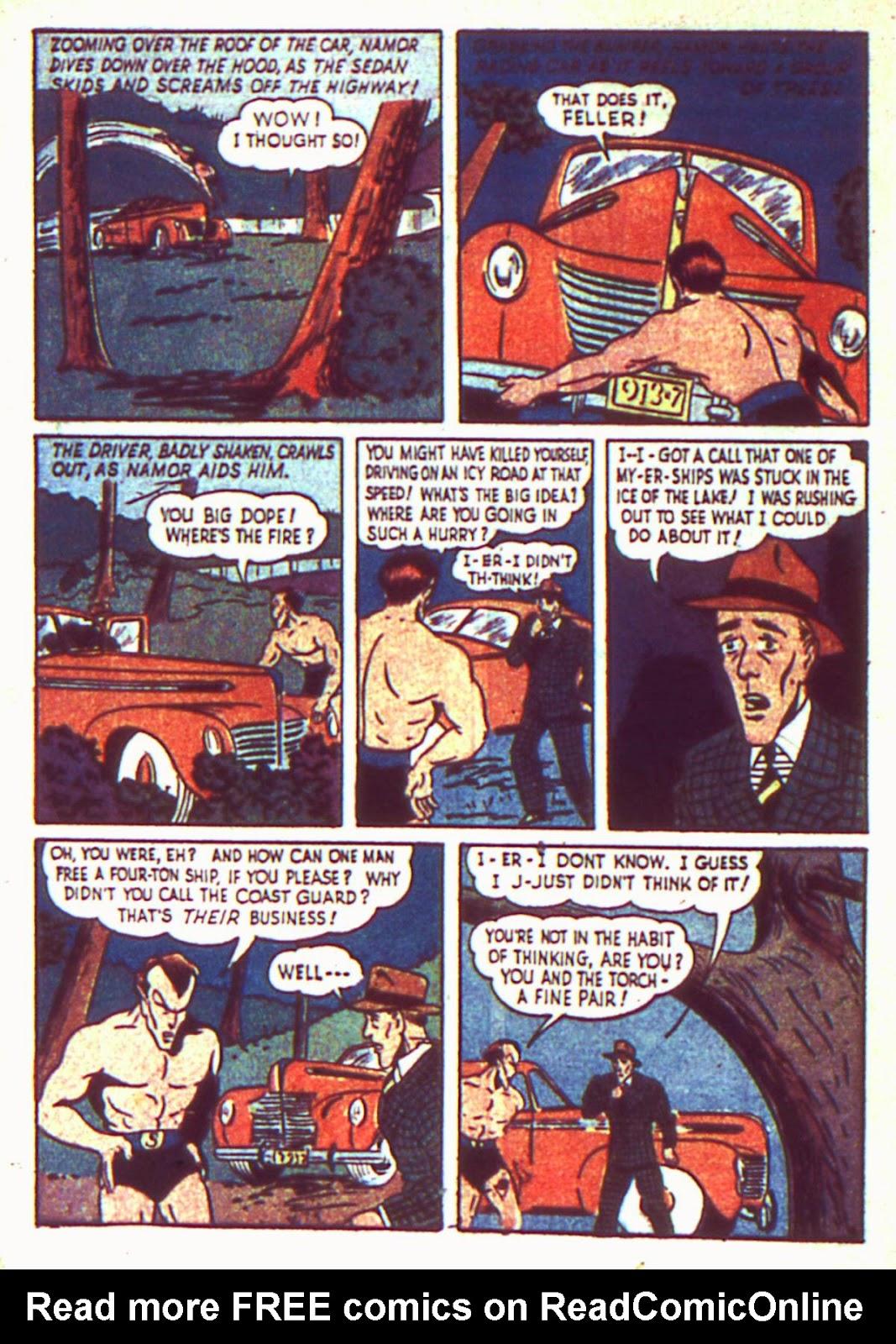 Sub-Mariner Comics Issue #2 #2 - English 6